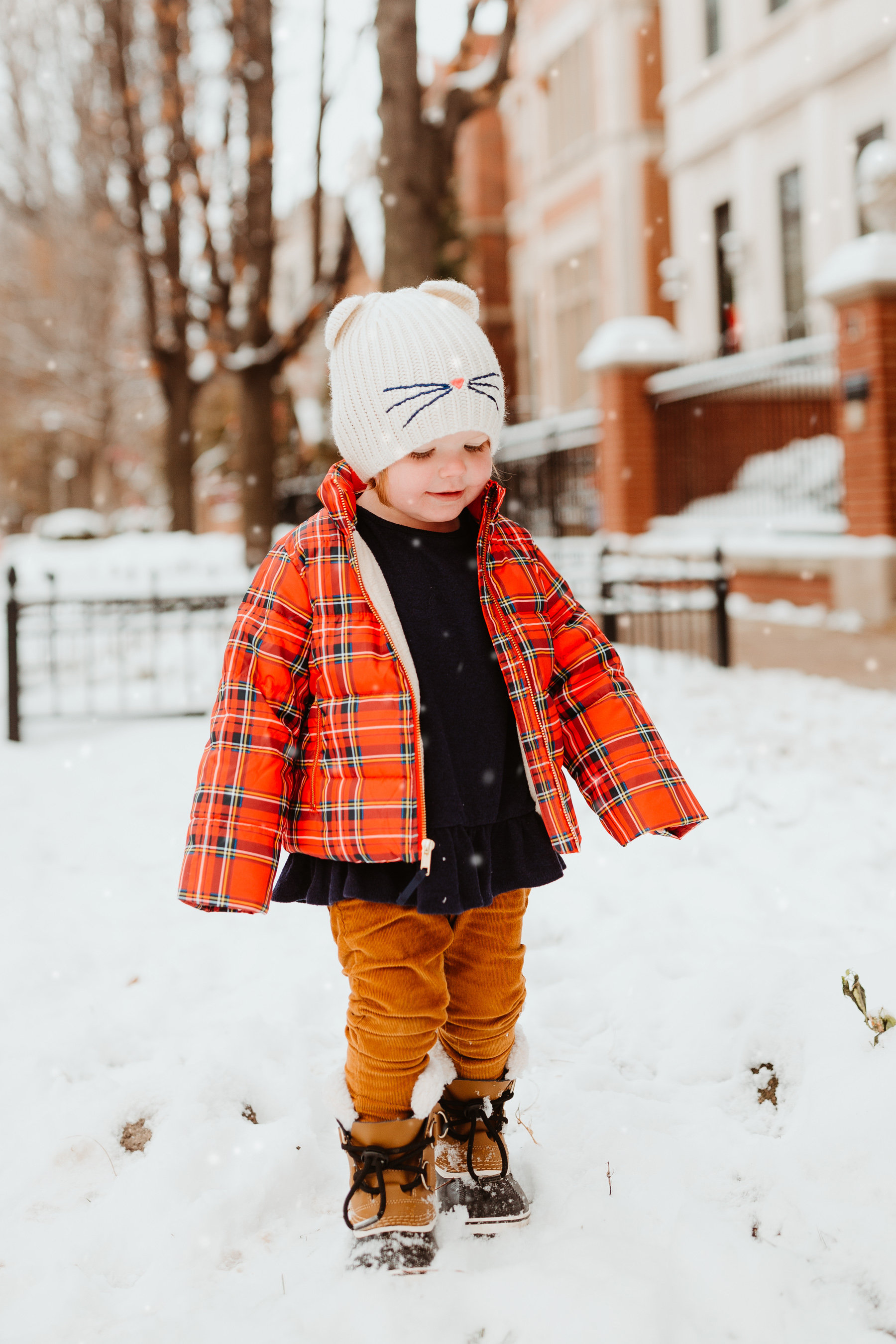 Emma: Toddler Sorel Snow Boots