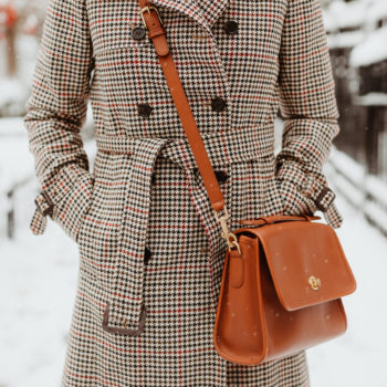 Where to Find + How to Restore a Vintage Coach Court Bag