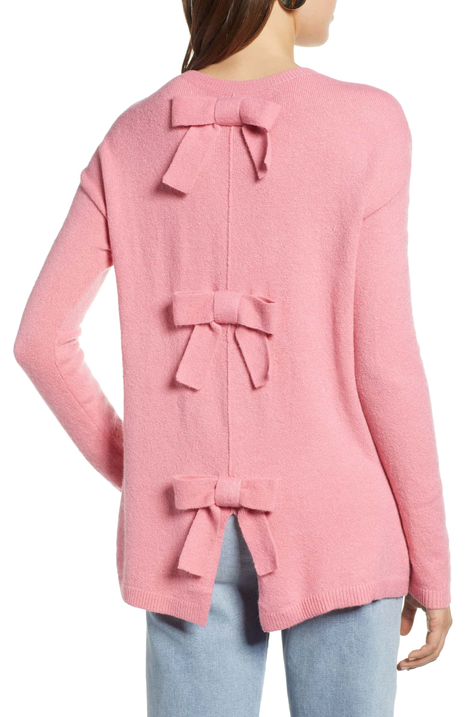 Nordstrom: Halogen Bow Sweater