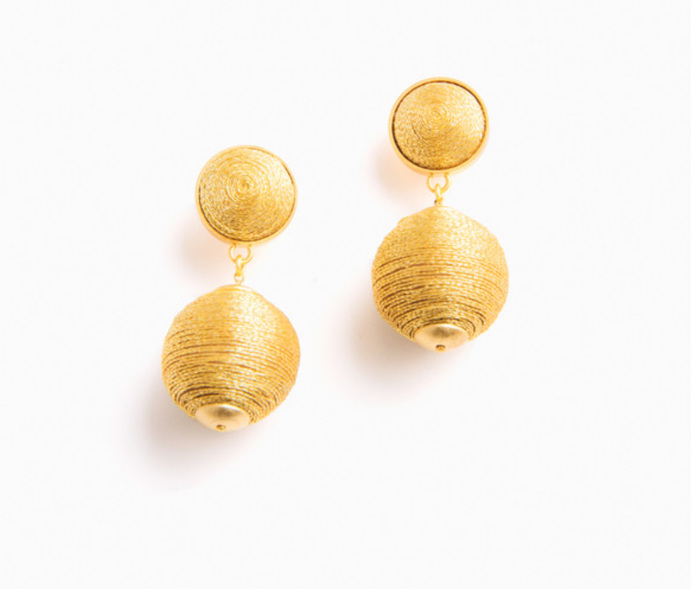 Tuckernuck: Lantern Earrings