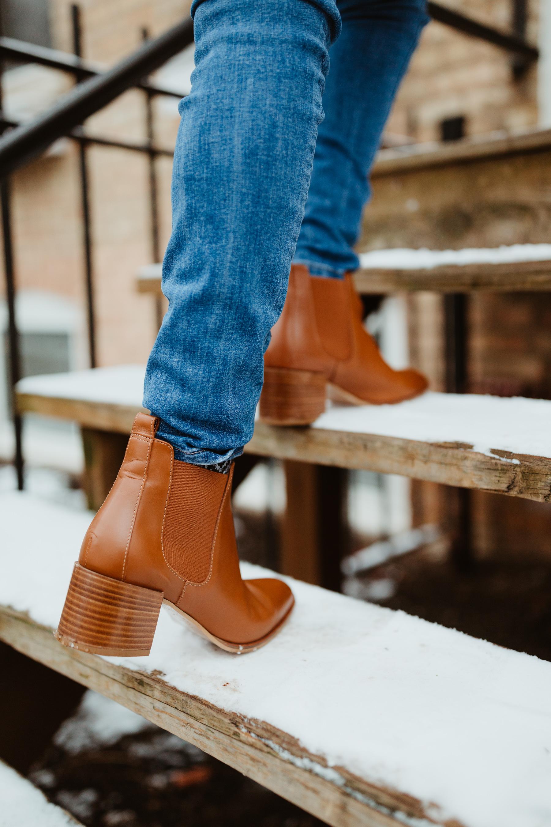 The Heel Boot
