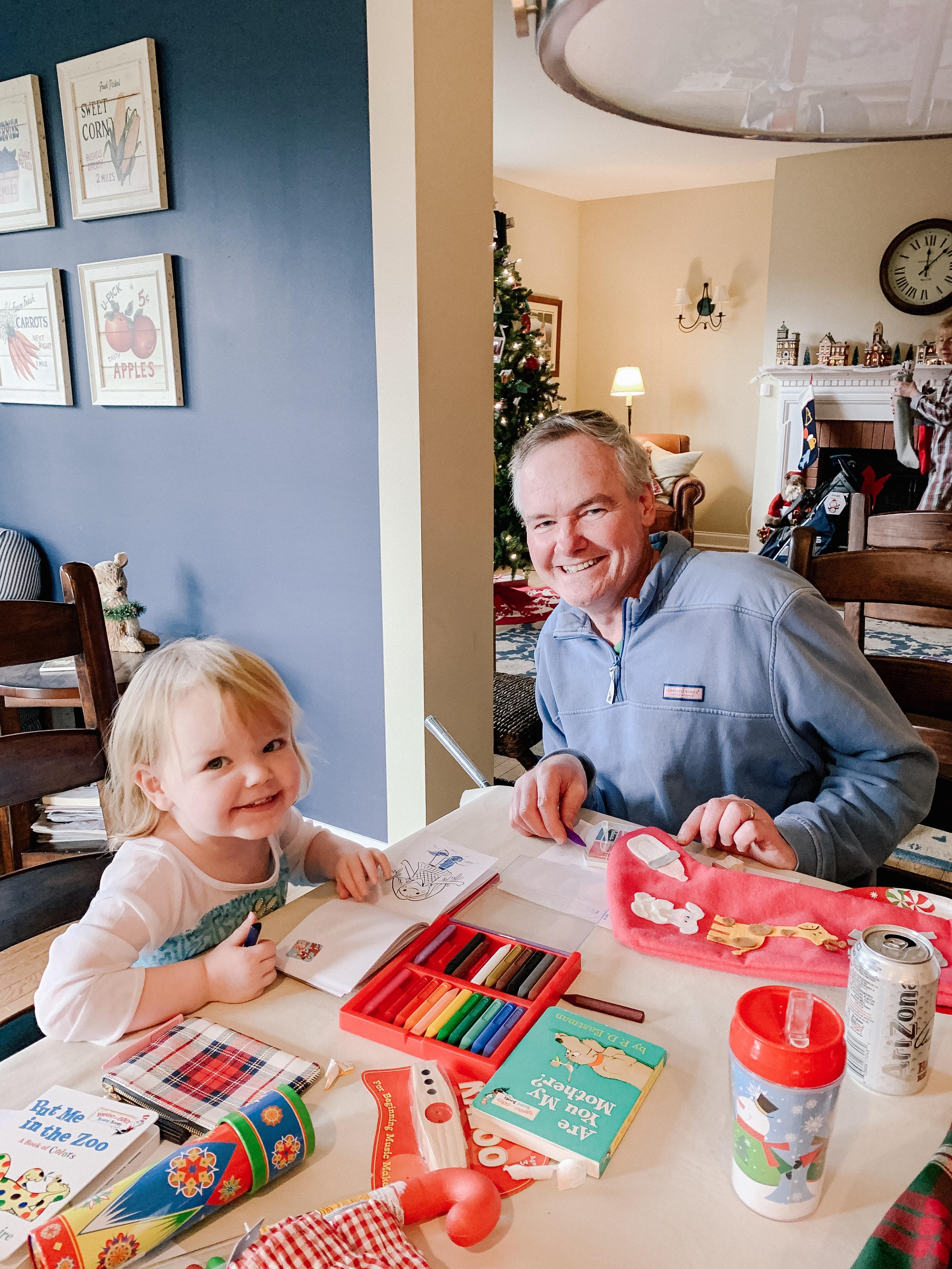 Emma and her grandpa