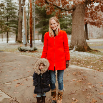 J.Crew Lodge Coat + Sorel Tofino II Boot Review