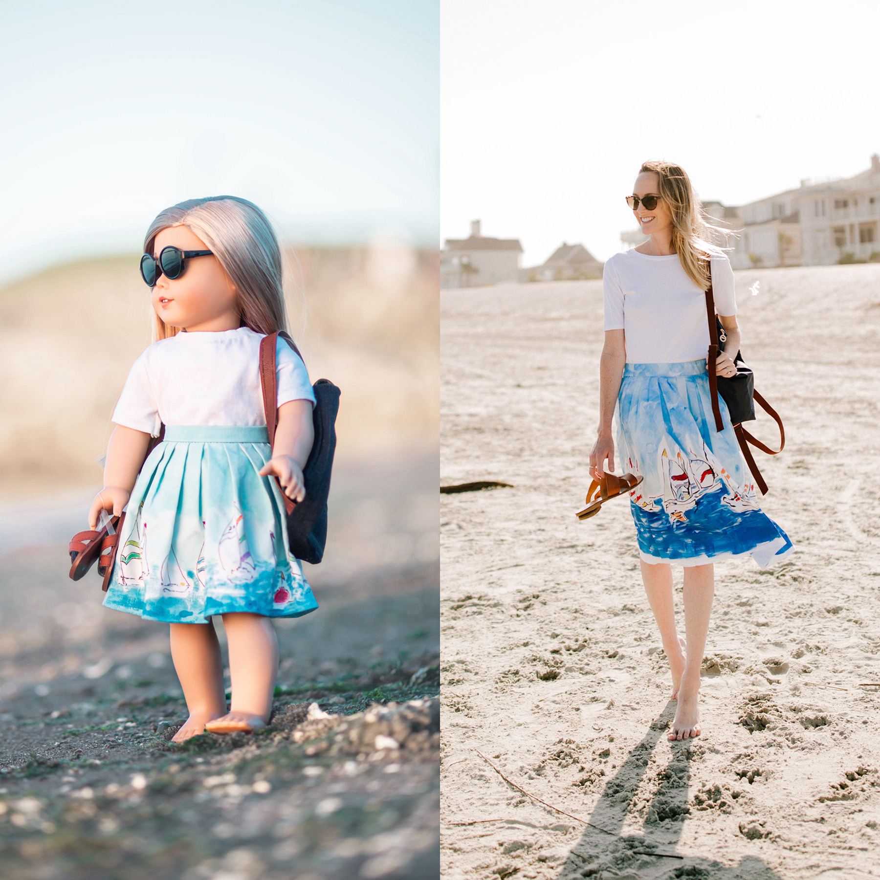 American Girl Dolls Come to Life