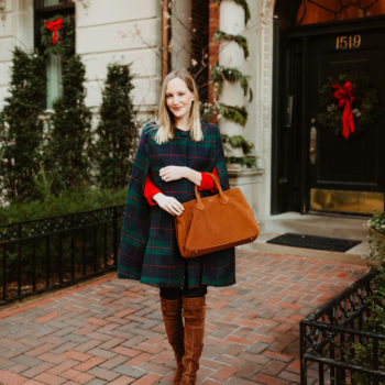 Last-Minute Personalized Plaid Gifts