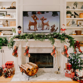 5 Tips for Creating a Festive Fireplace