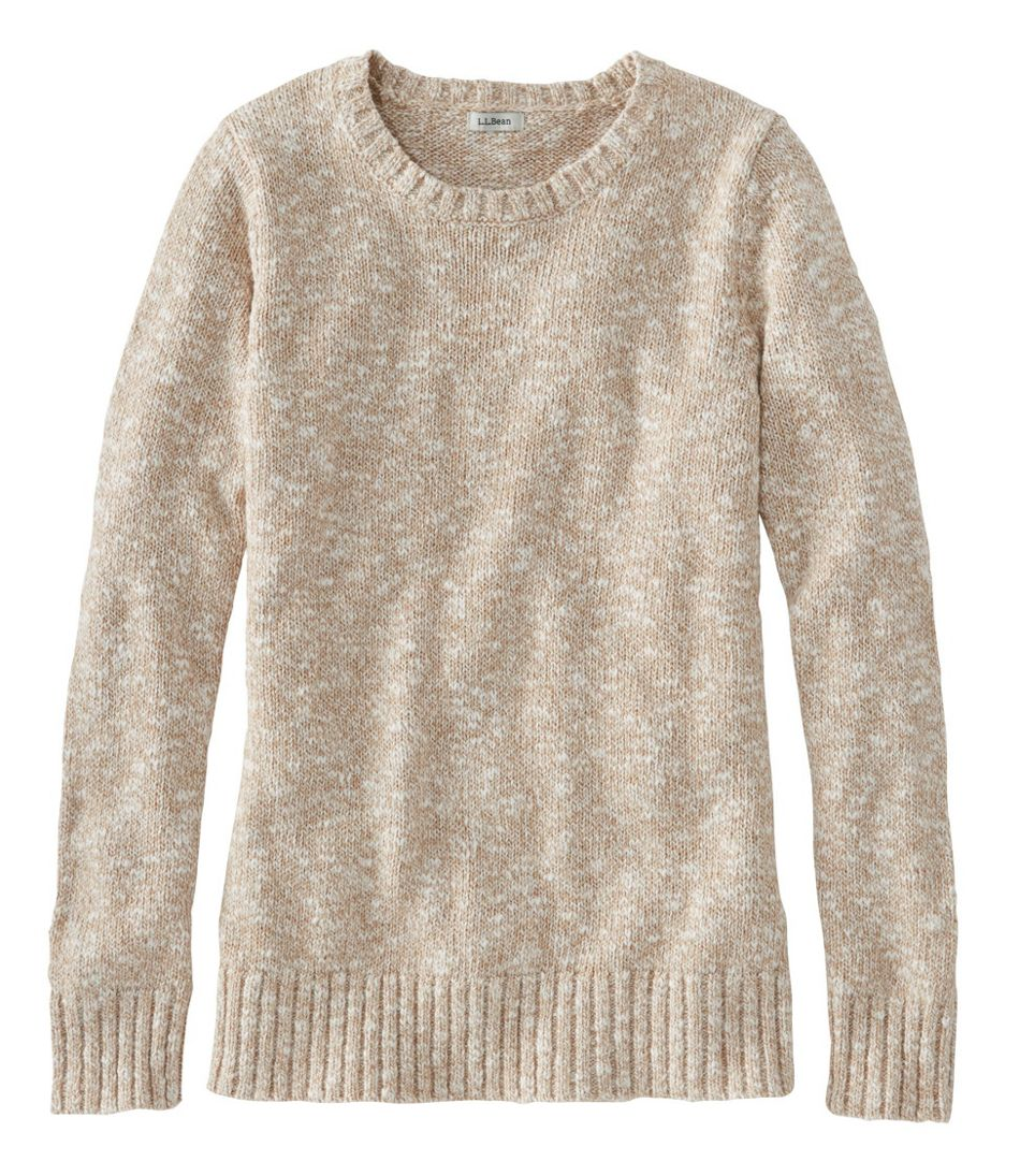 Cotton Rag Sweater