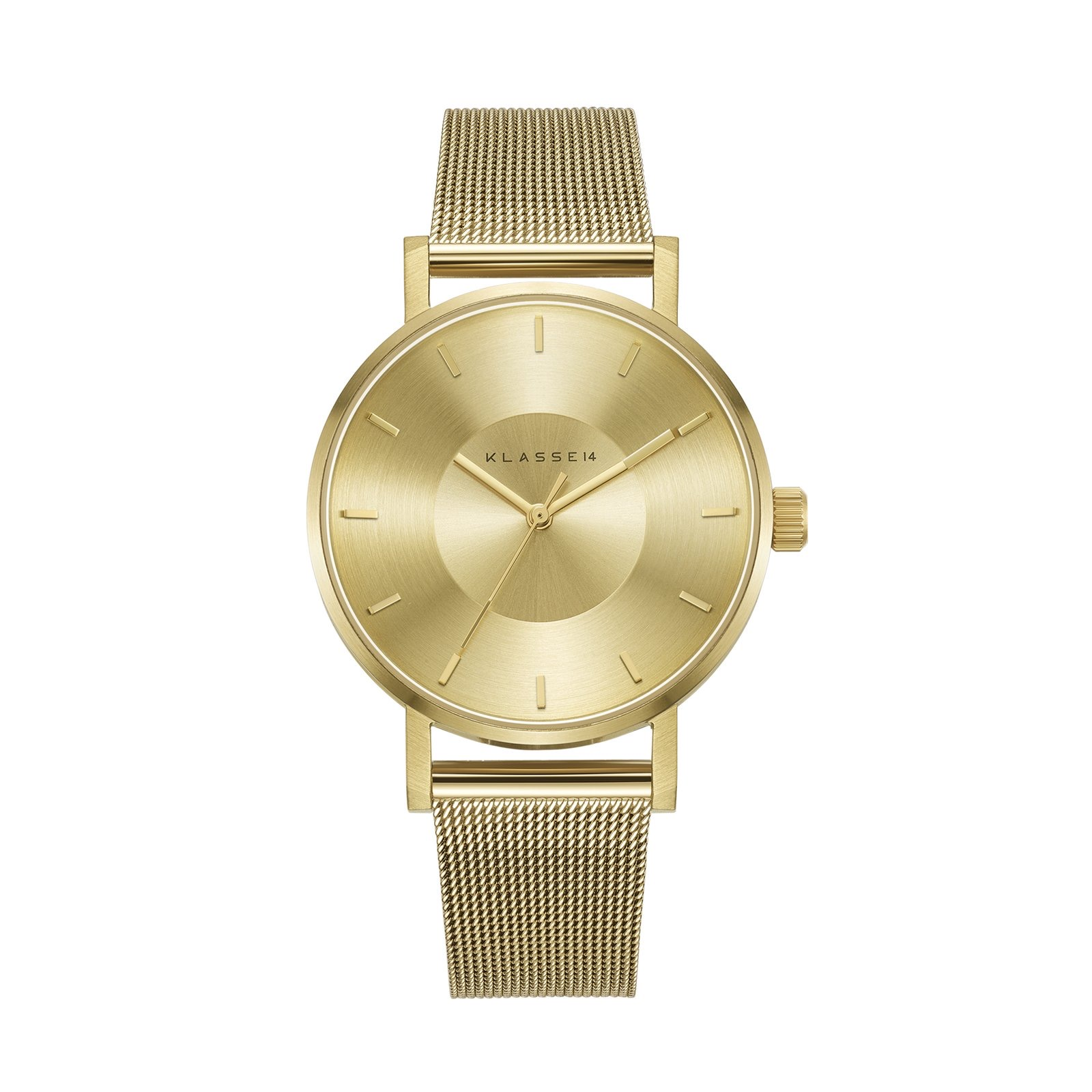 Gold KLASSE14 Watch