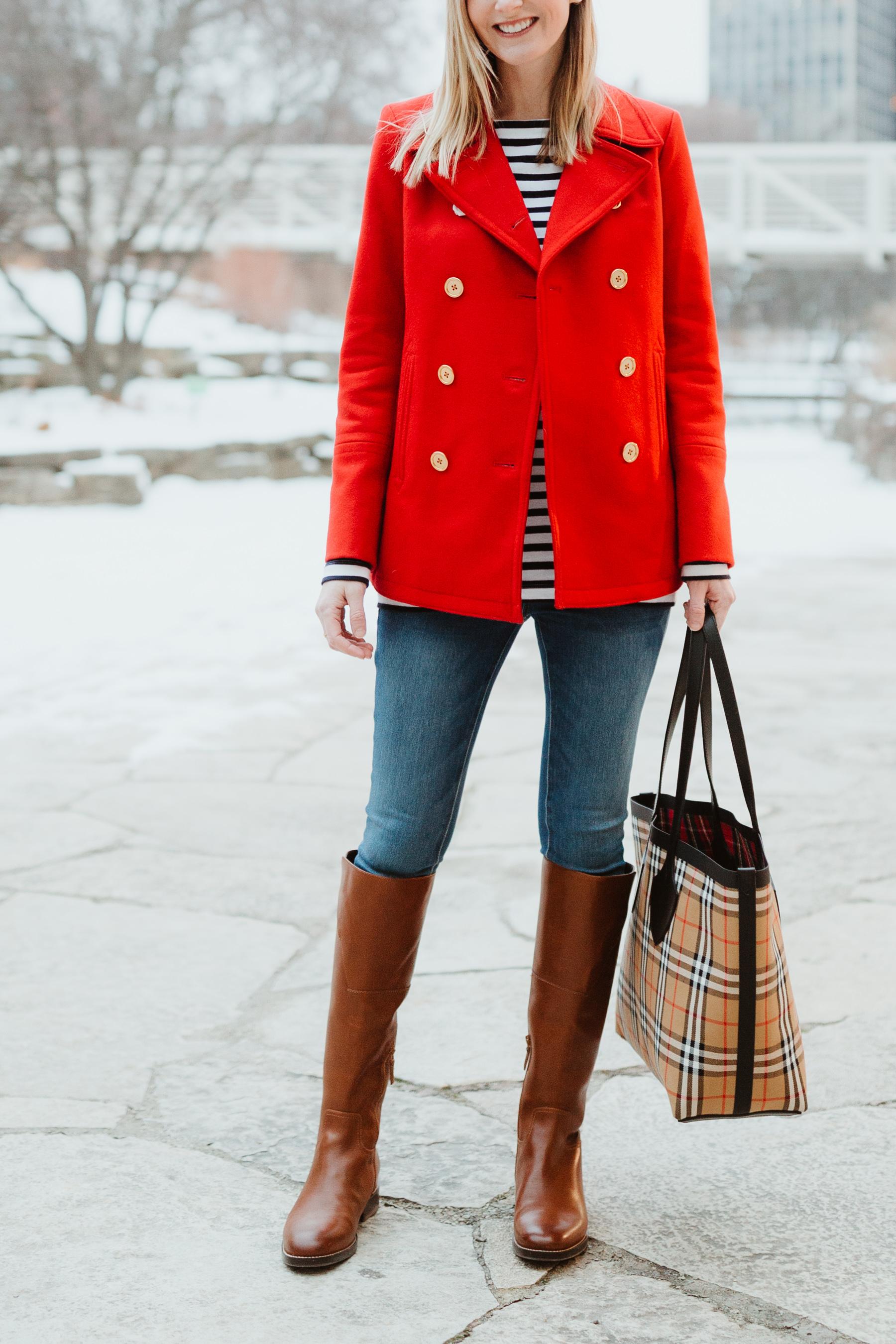 classic winter staples