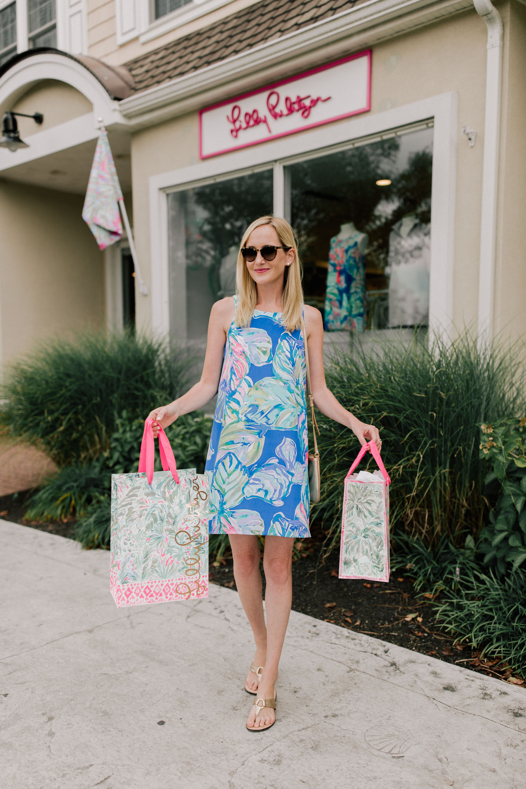 Dress Lilly Pulitzer After Party Sale.