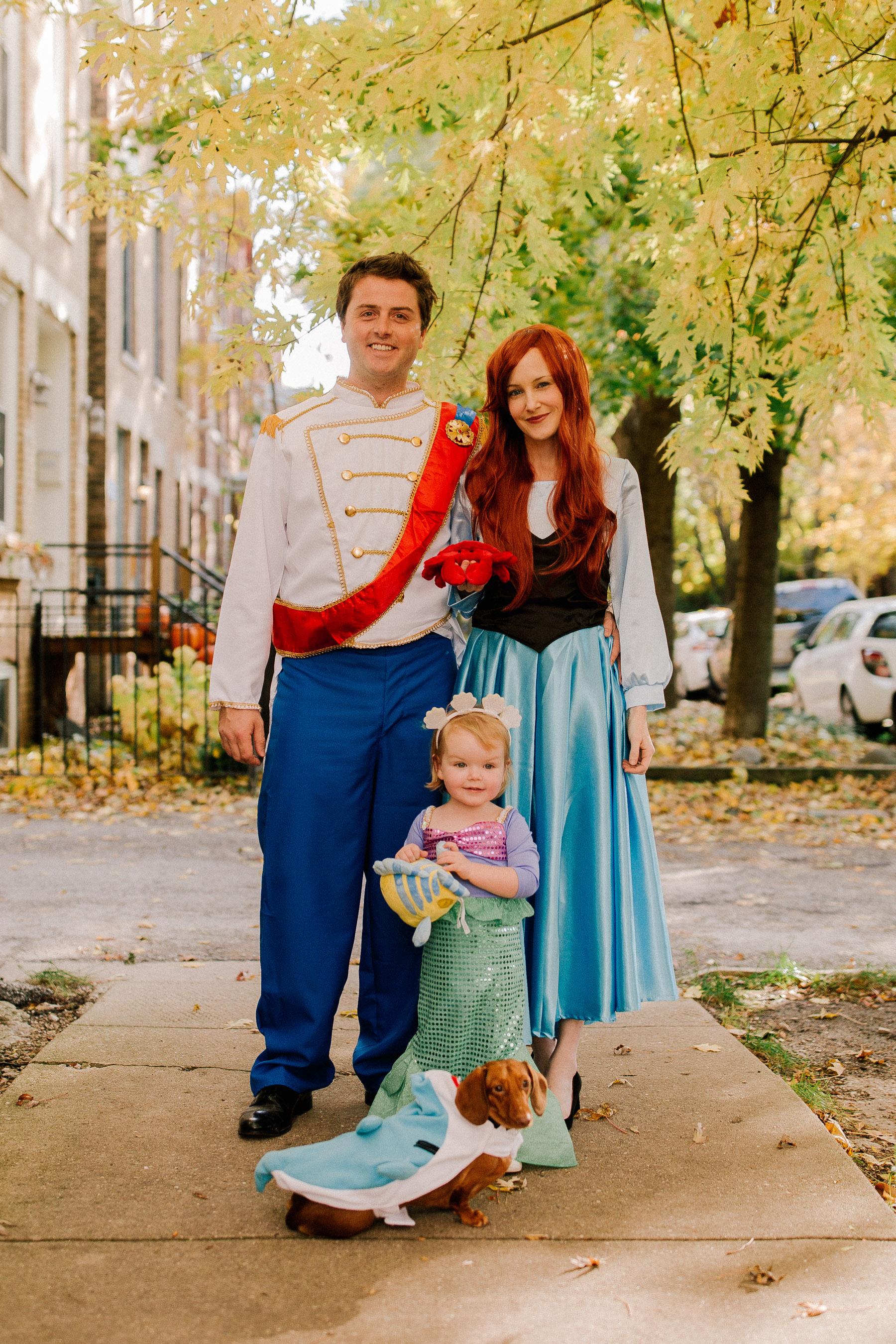 Little Mermaid Halloween Costumes