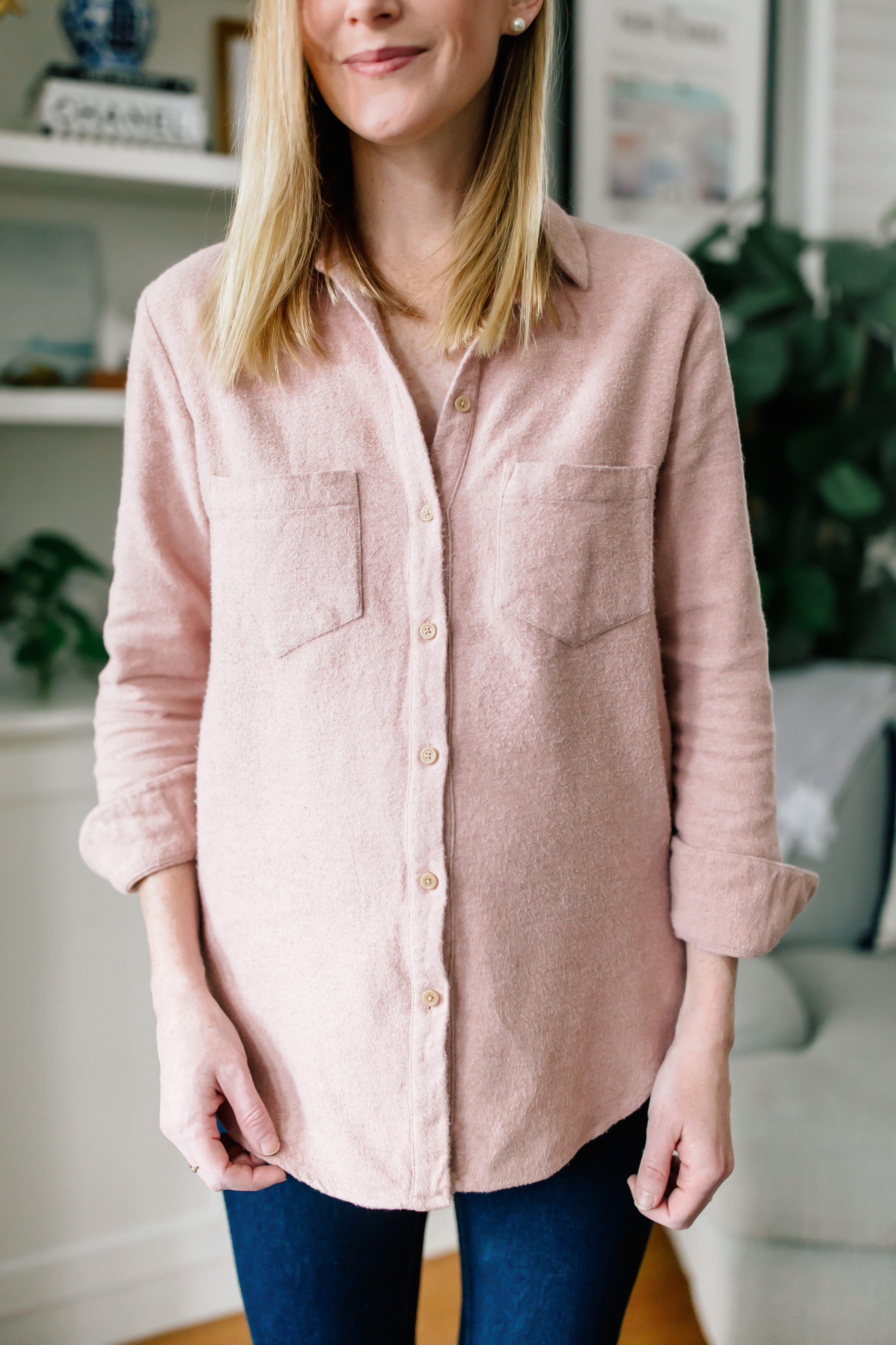 Madewell Sunday Shirt