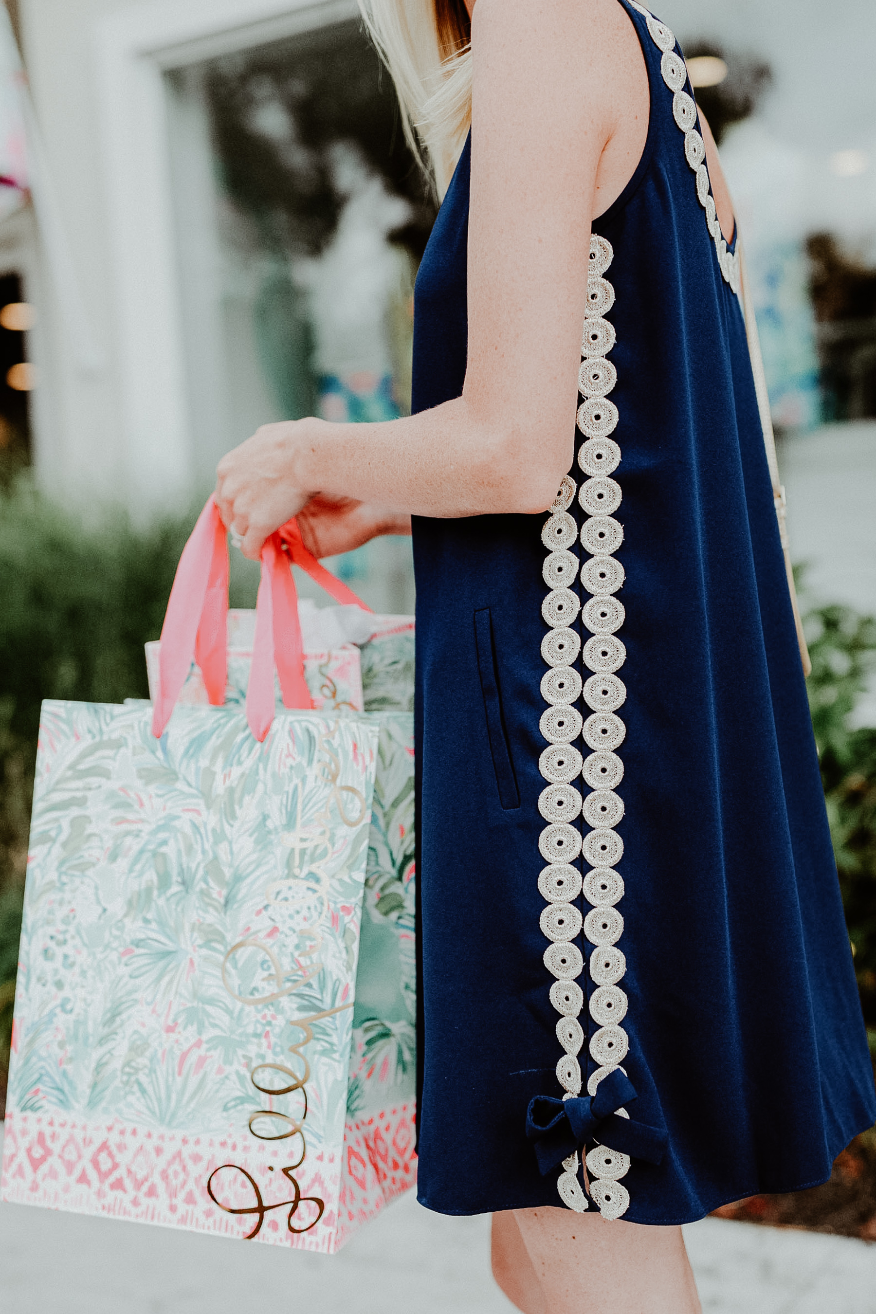 My all-time favorite Lilly dress is included in the sale! Linked here, too, in case it sells out.