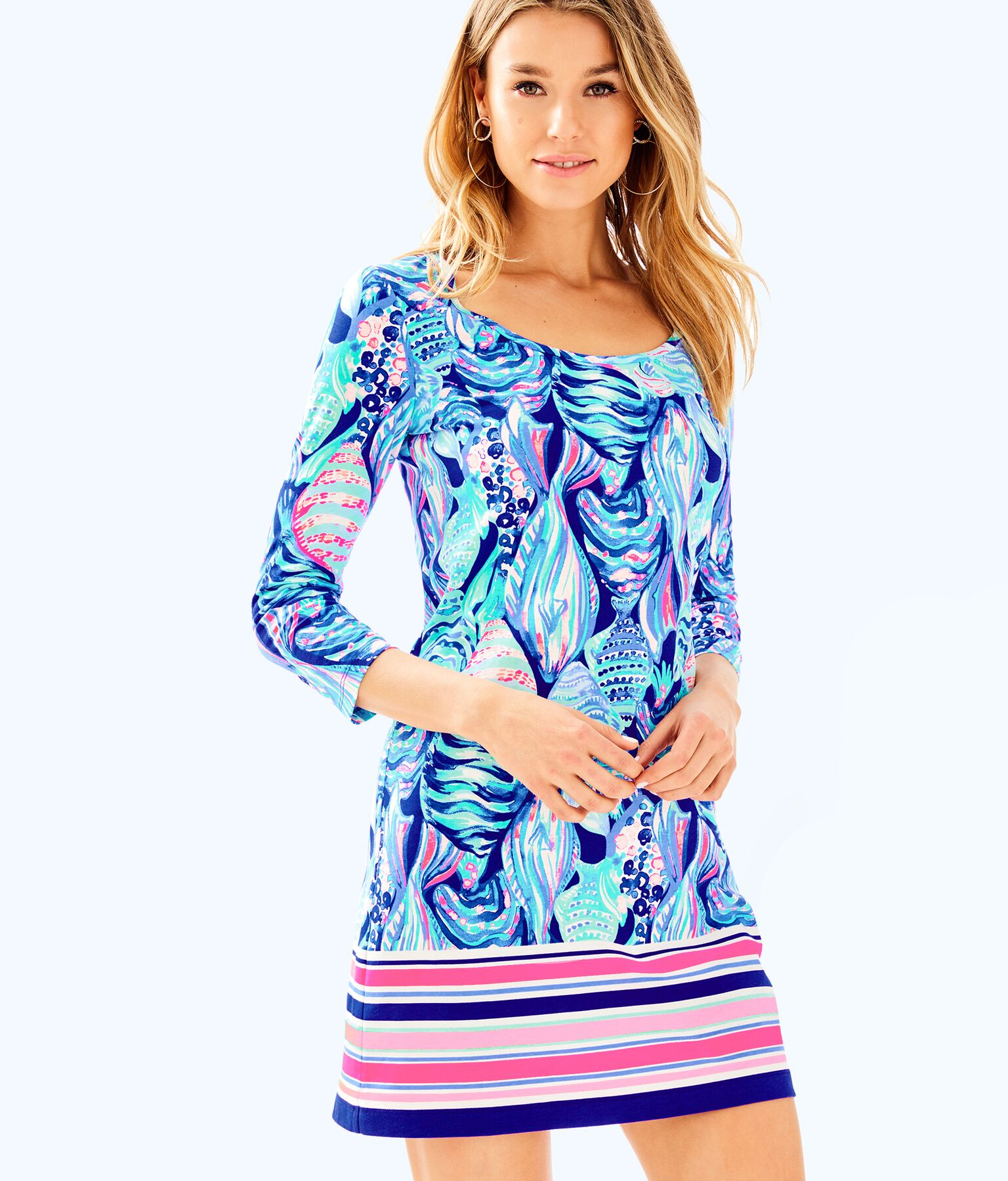 Beacon T-Shirt Dress