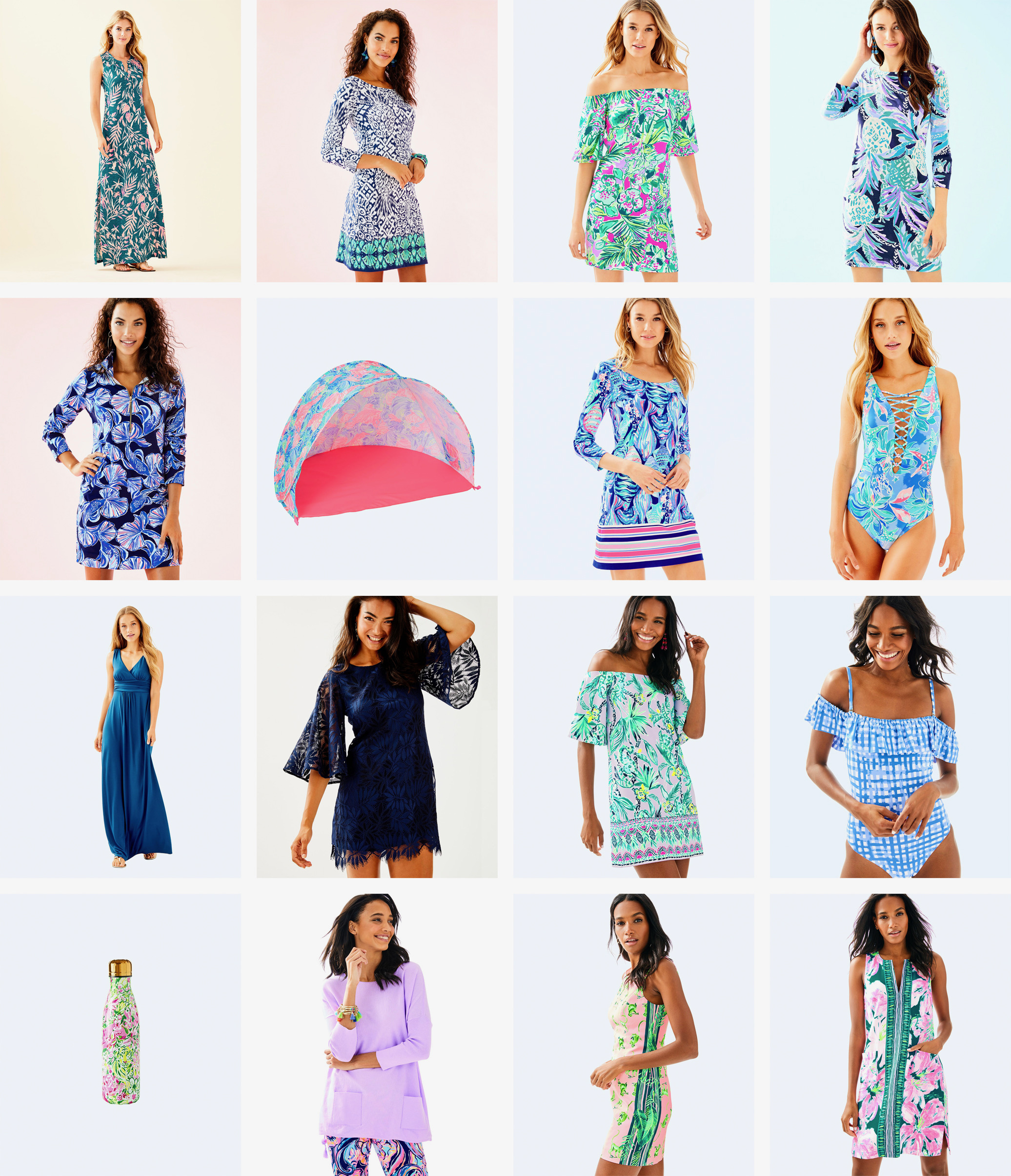 14d8fd7da49a50 16 Styles That'll Be Included in the January 2019 Lilly Pulitzer After  Party Sale