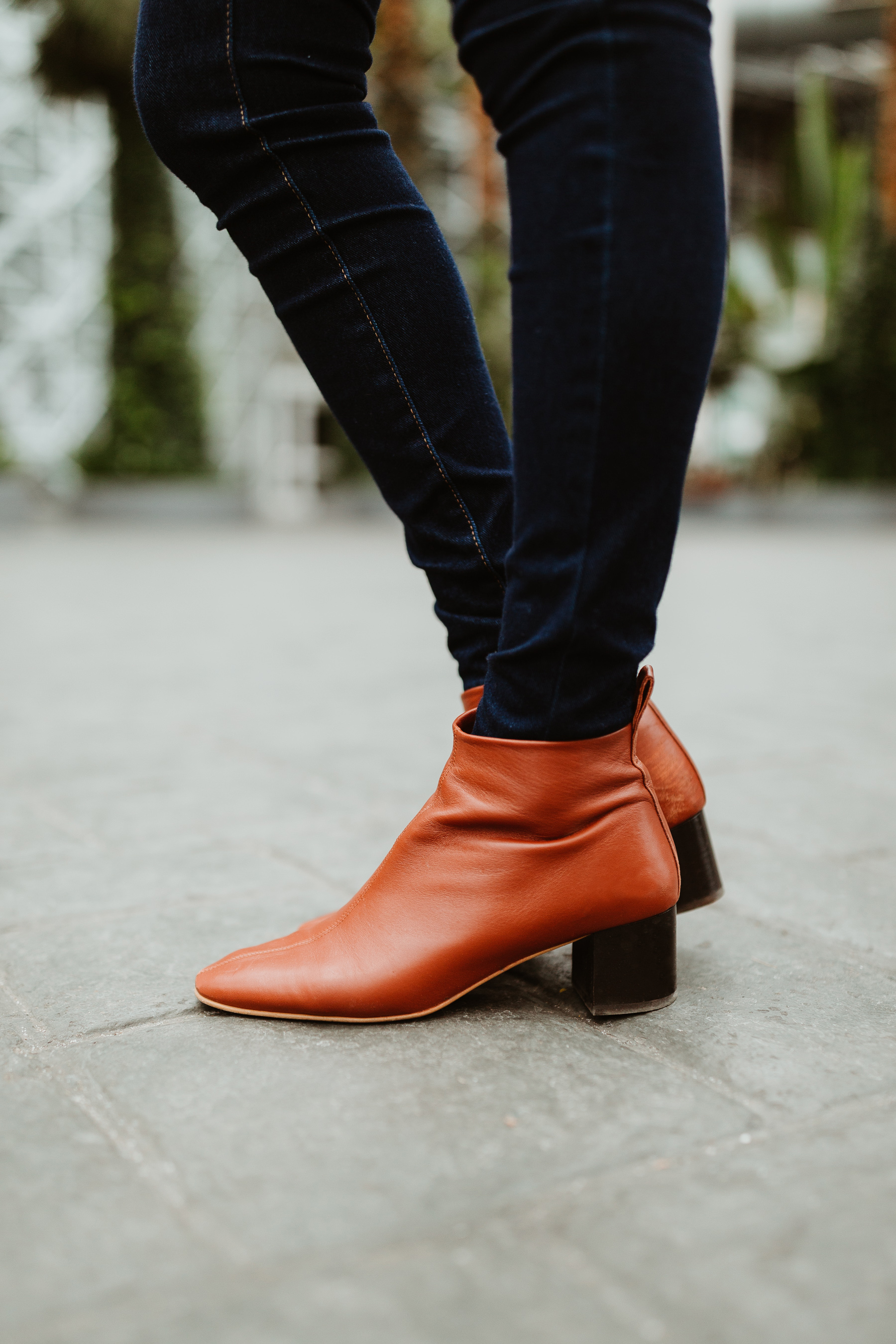 Kelly's Outfit: Everlane Day Boot c/o