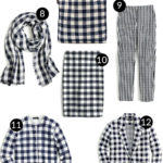 New J.Crew Arrivals in Gingham
