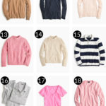 awesome J.Crew products on major clearance