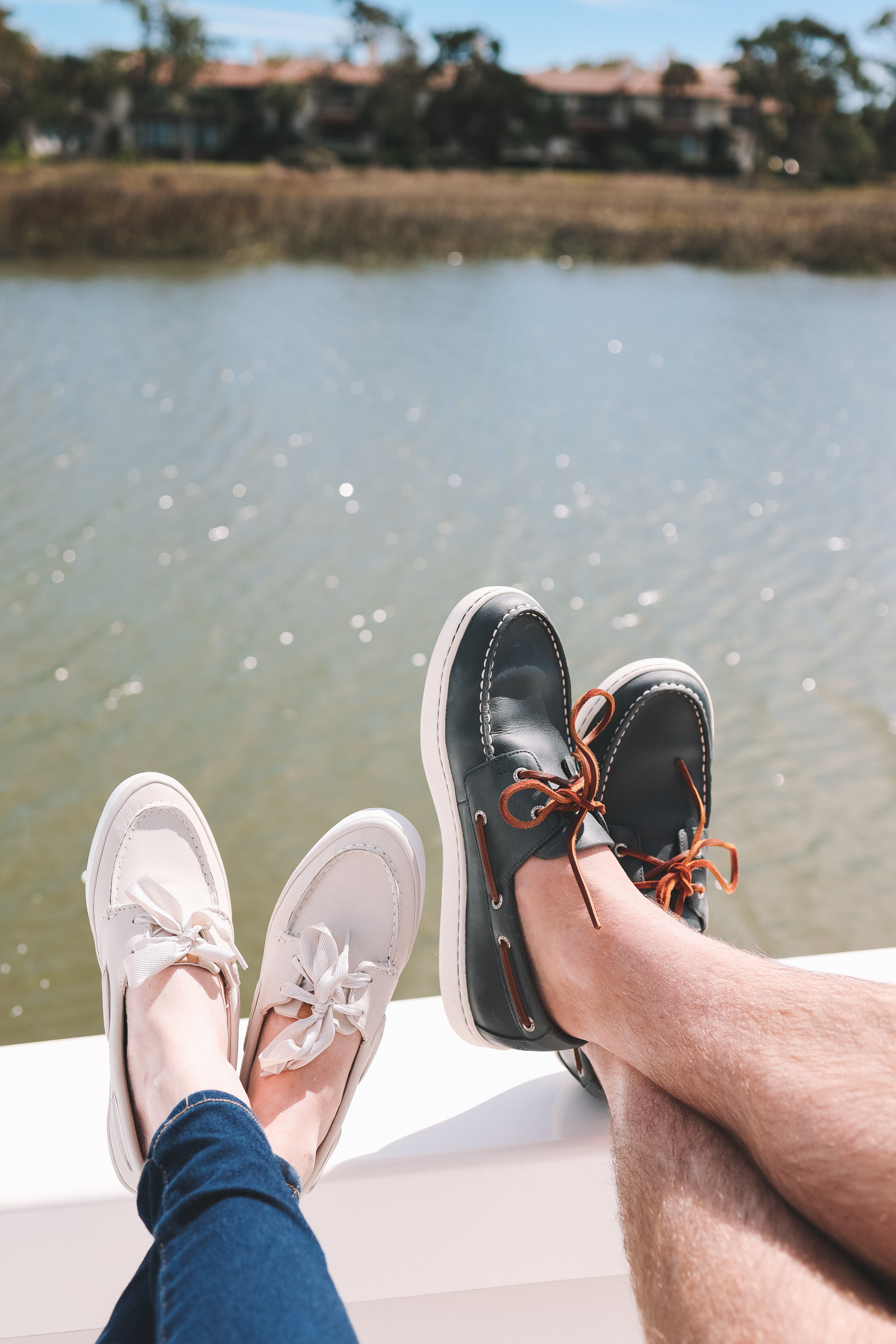 Women and Men's Sperry Shoes