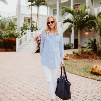 The Best Preppy Travel Shirt