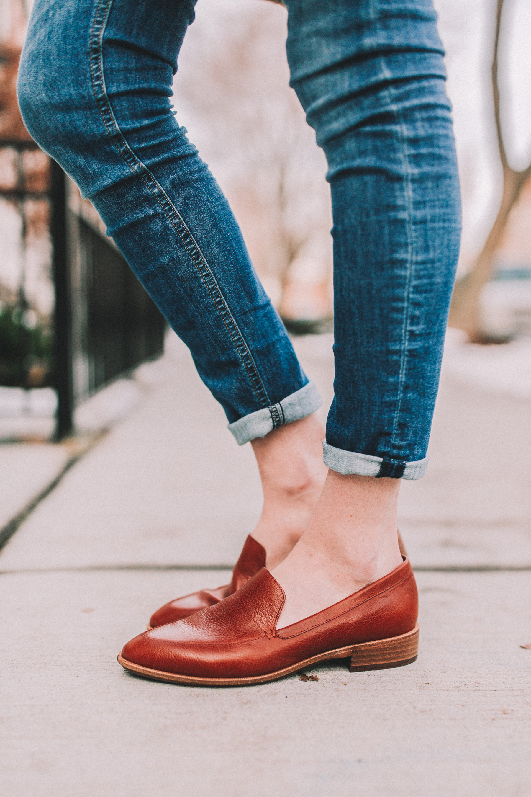 ca7cec56243 Madewell Frances Loafers in New Colors - Kelly in the City