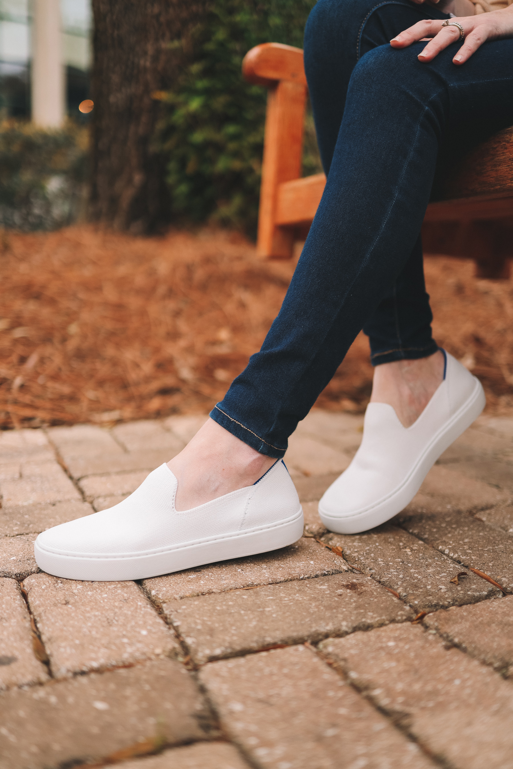 Rothy's Slip-On Sneaker Review by Kelly Larkin