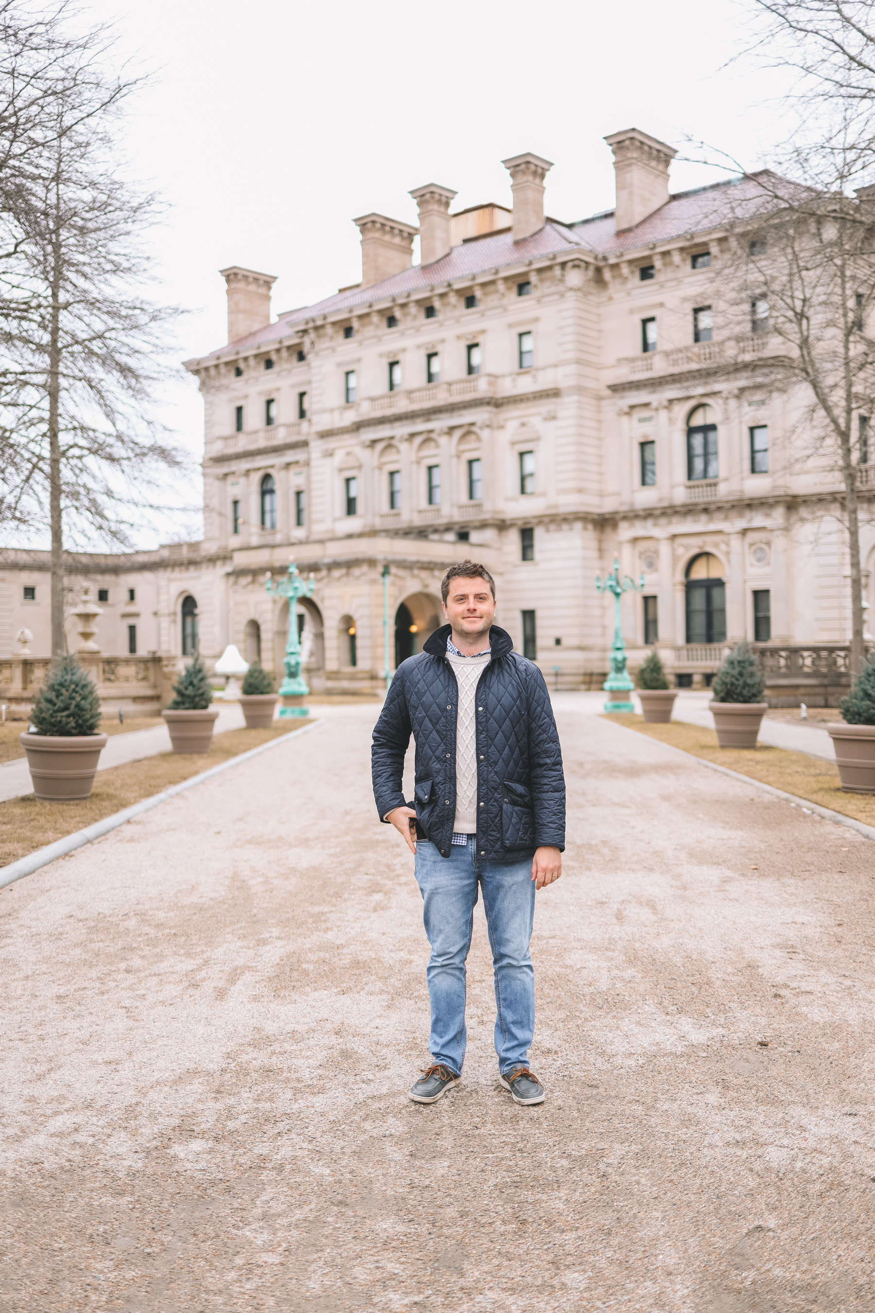 Mansion Tour: The Breakers - Newport