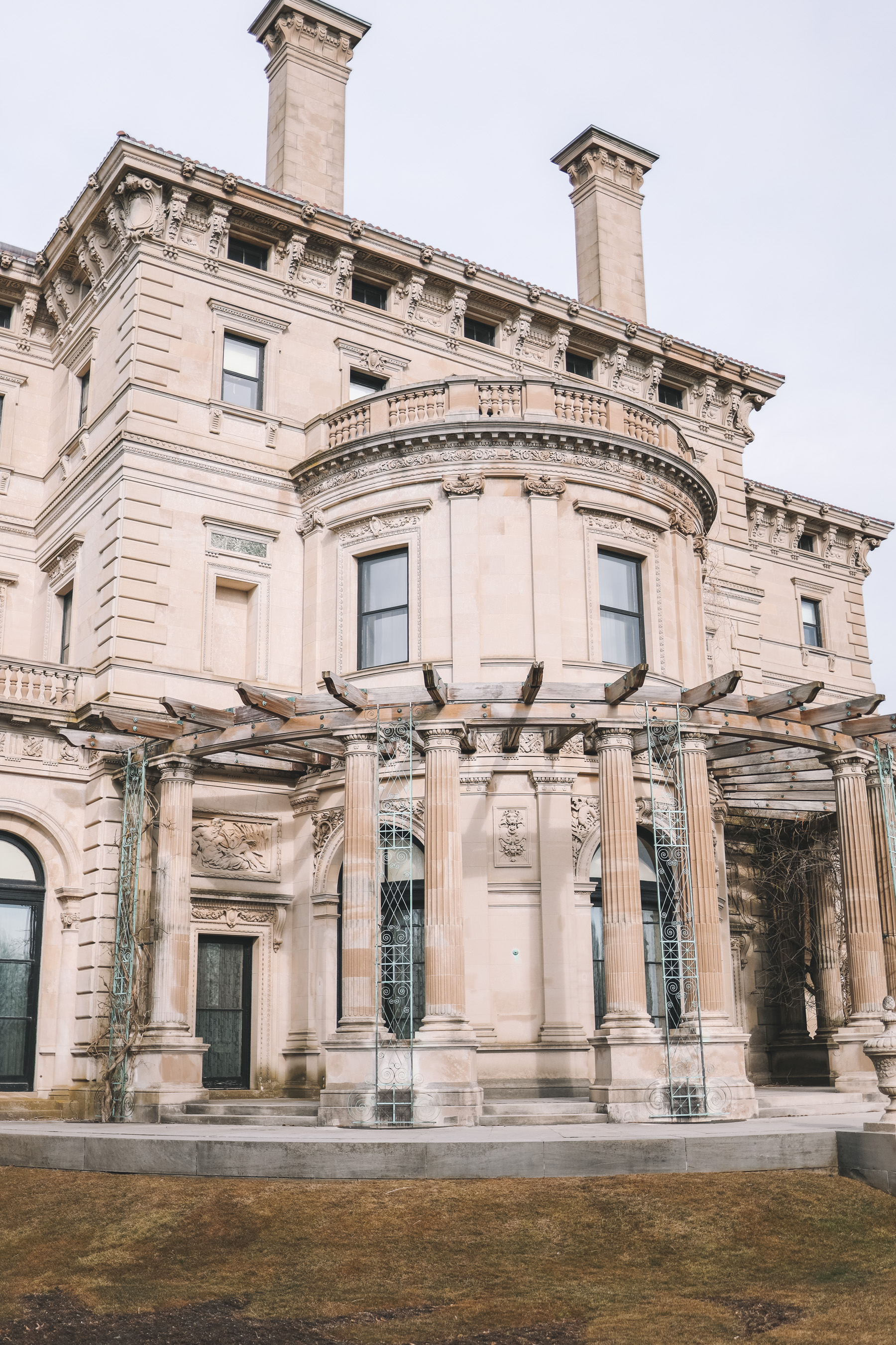 Mansion Tour: The Breakers in Newport by Kelly in the City