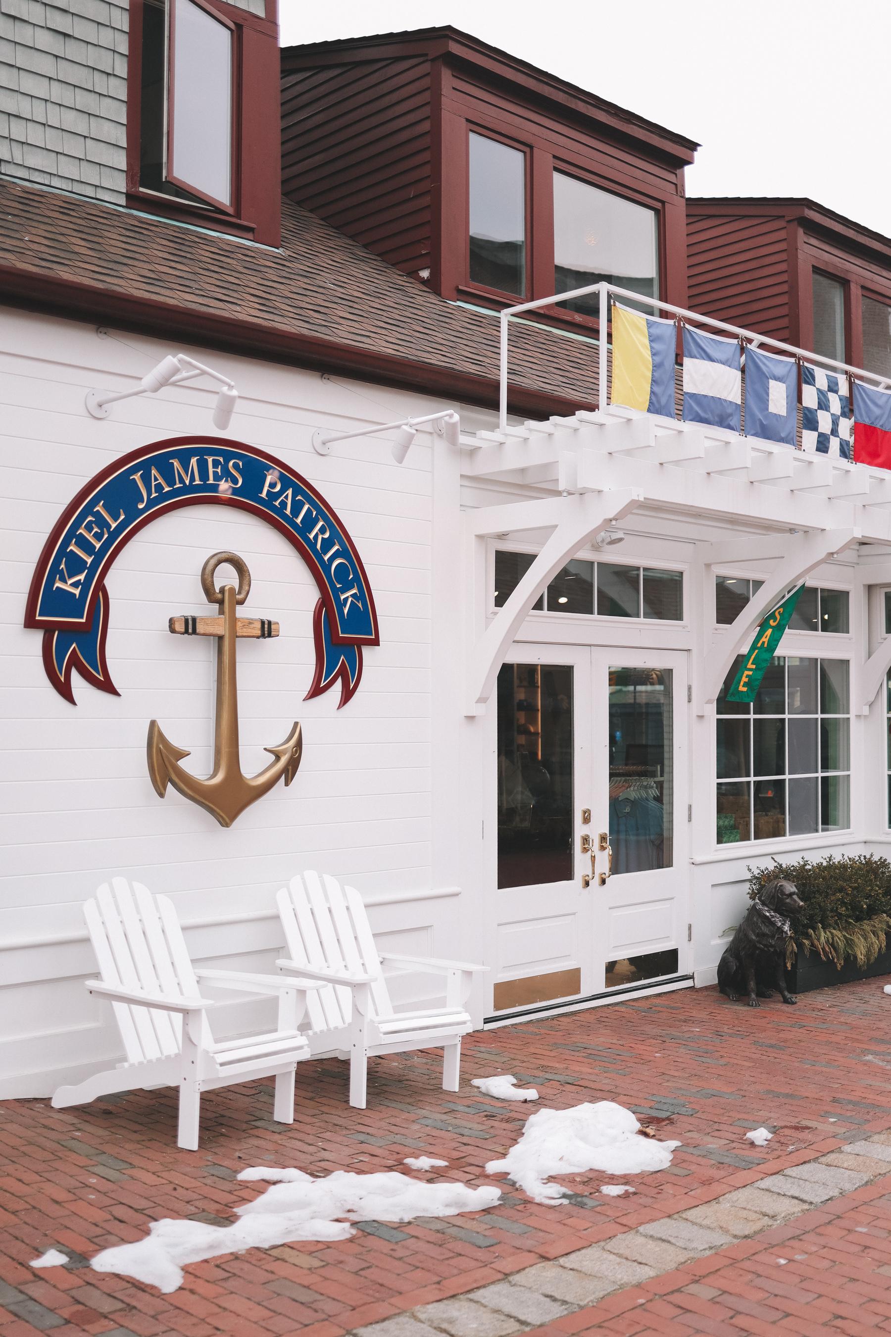 Day 1 in Newport, Rhode Island - Kiel James Patrick
