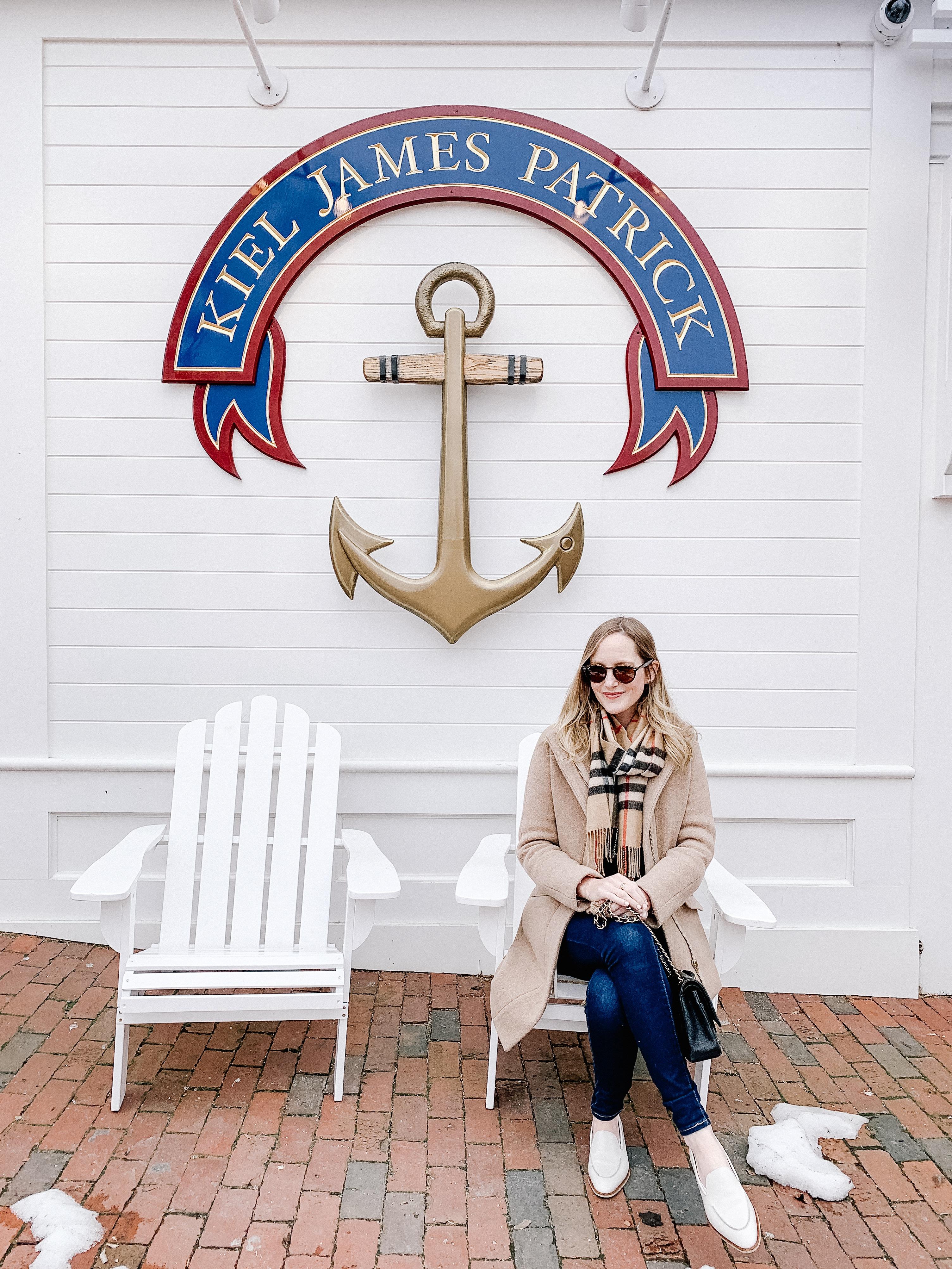Kelly Larkin in Newport, Rhode Island - Kiel James Patrick
