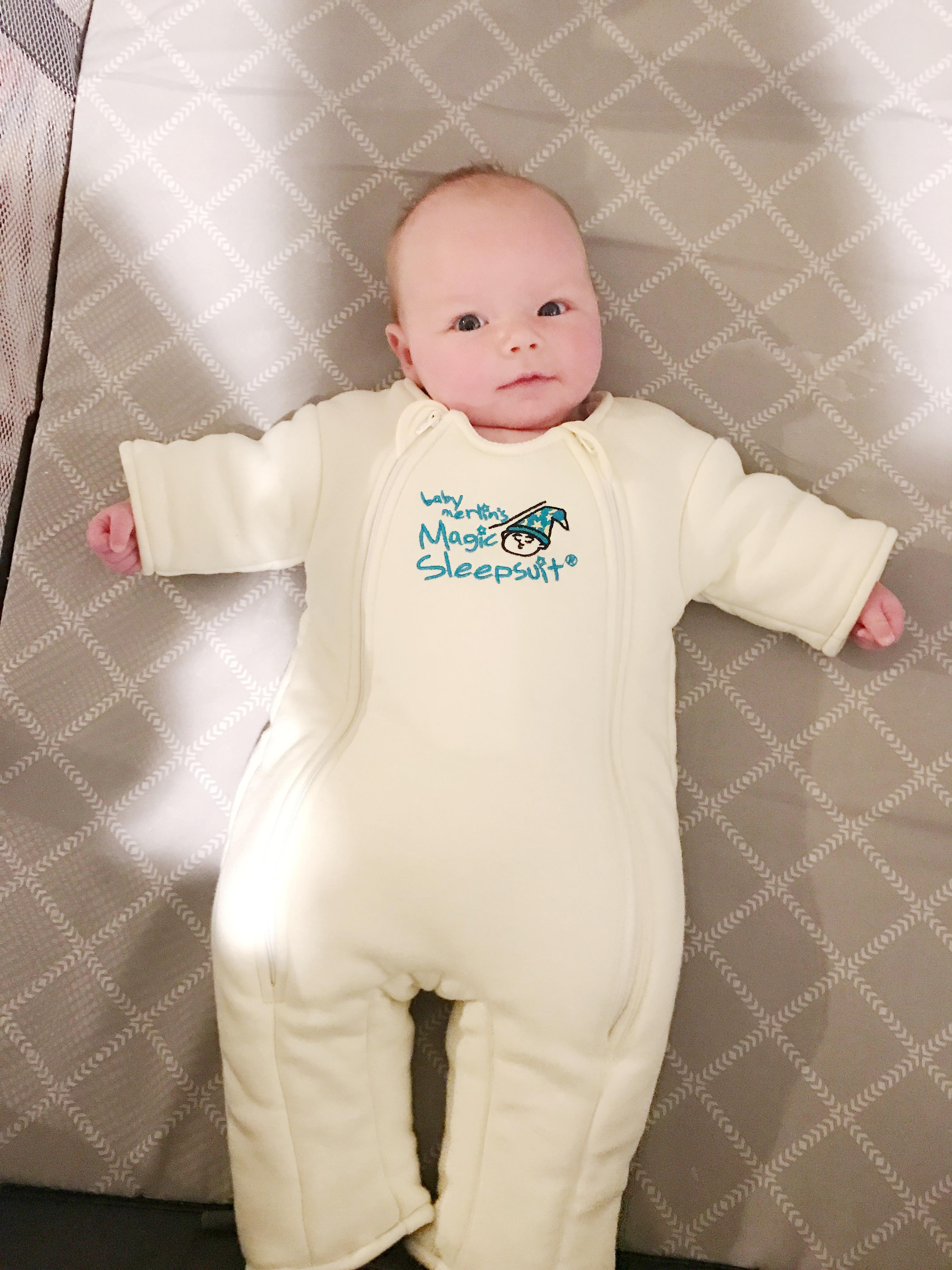Baby Emma Larkin