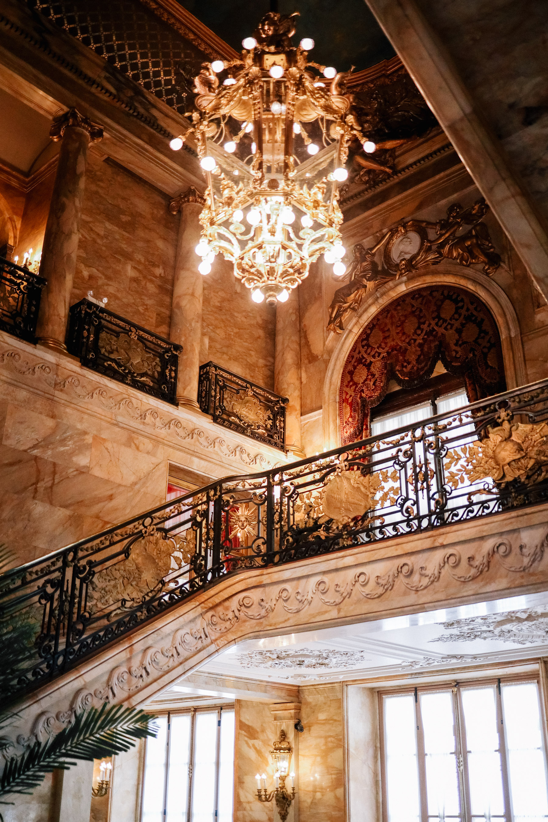 Mansion tour: Marble House