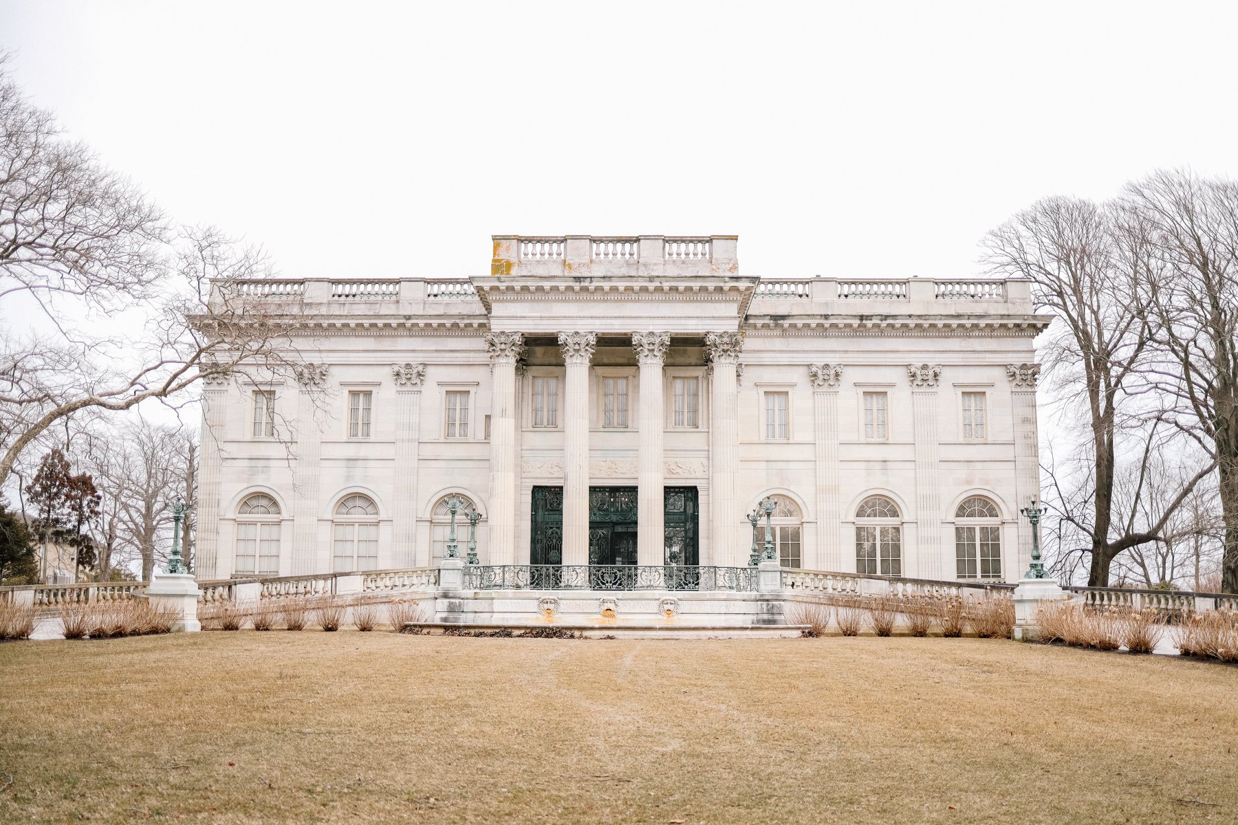 Day 2 in Newport, Rhode Island - Mansion tour: Marble House