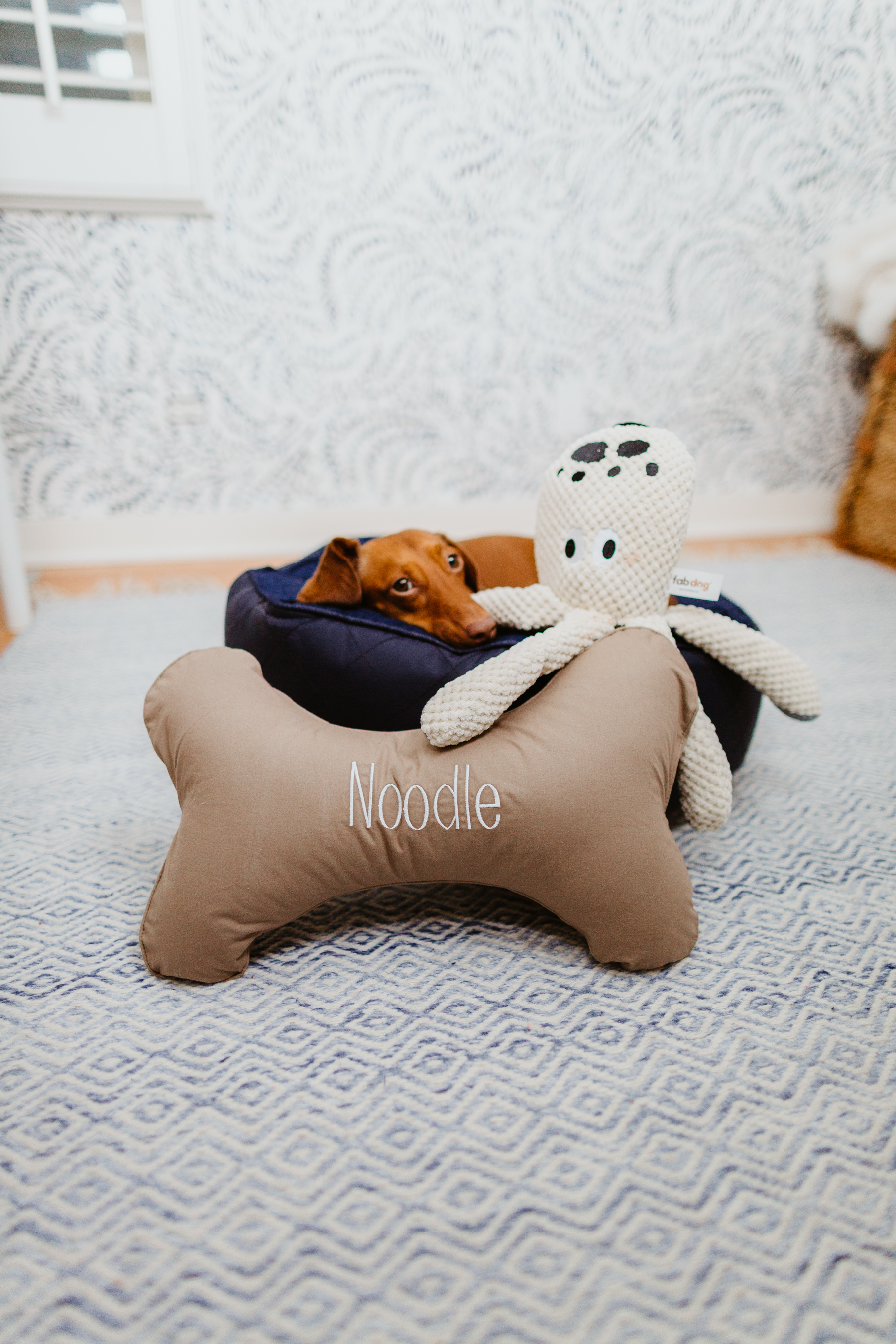 The Cutest Dog Products - Octopus toy