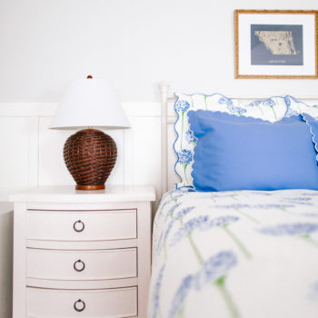 Preppy Hydrangea Bedding