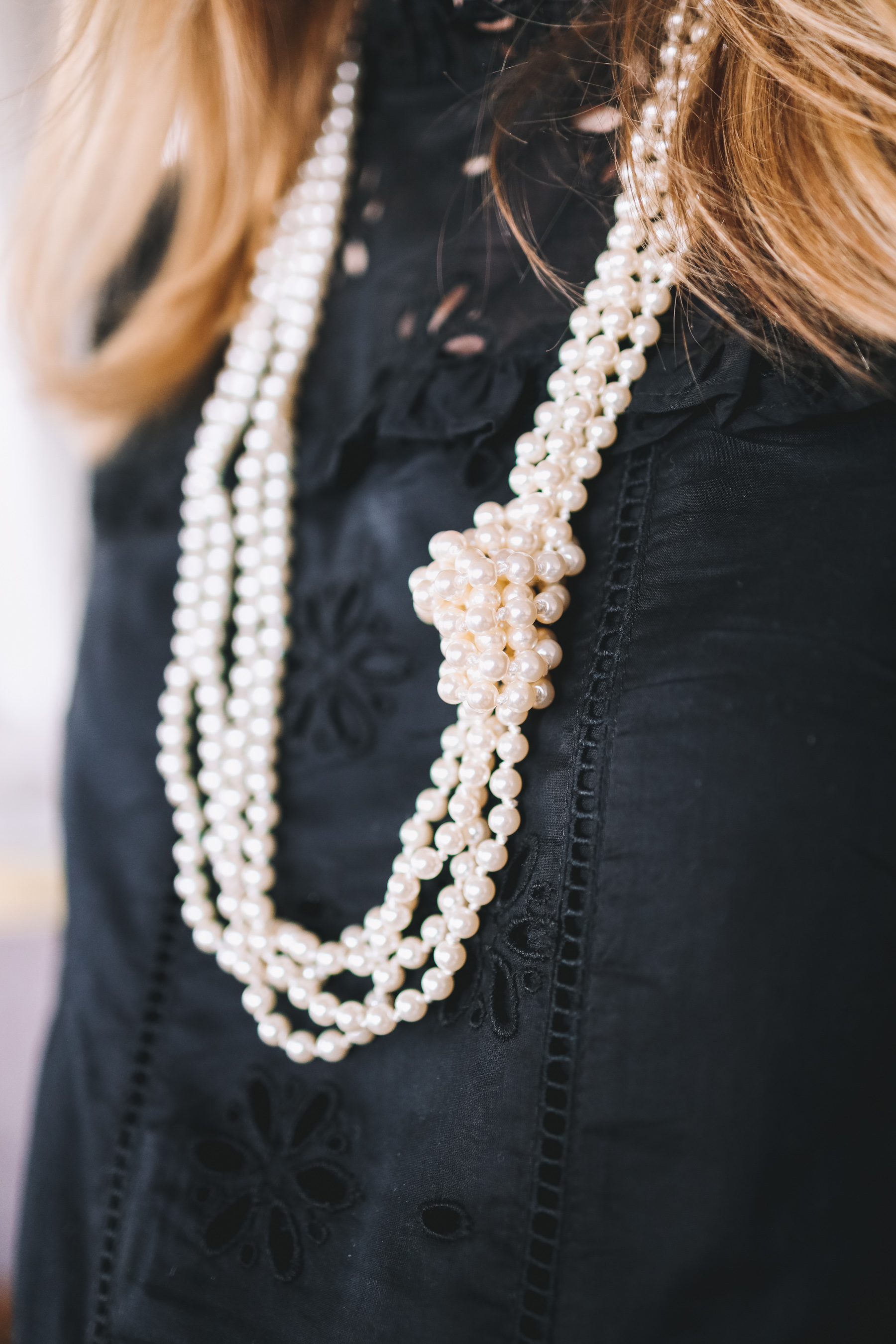 Newer J.Crew Factory Pearl Necklac