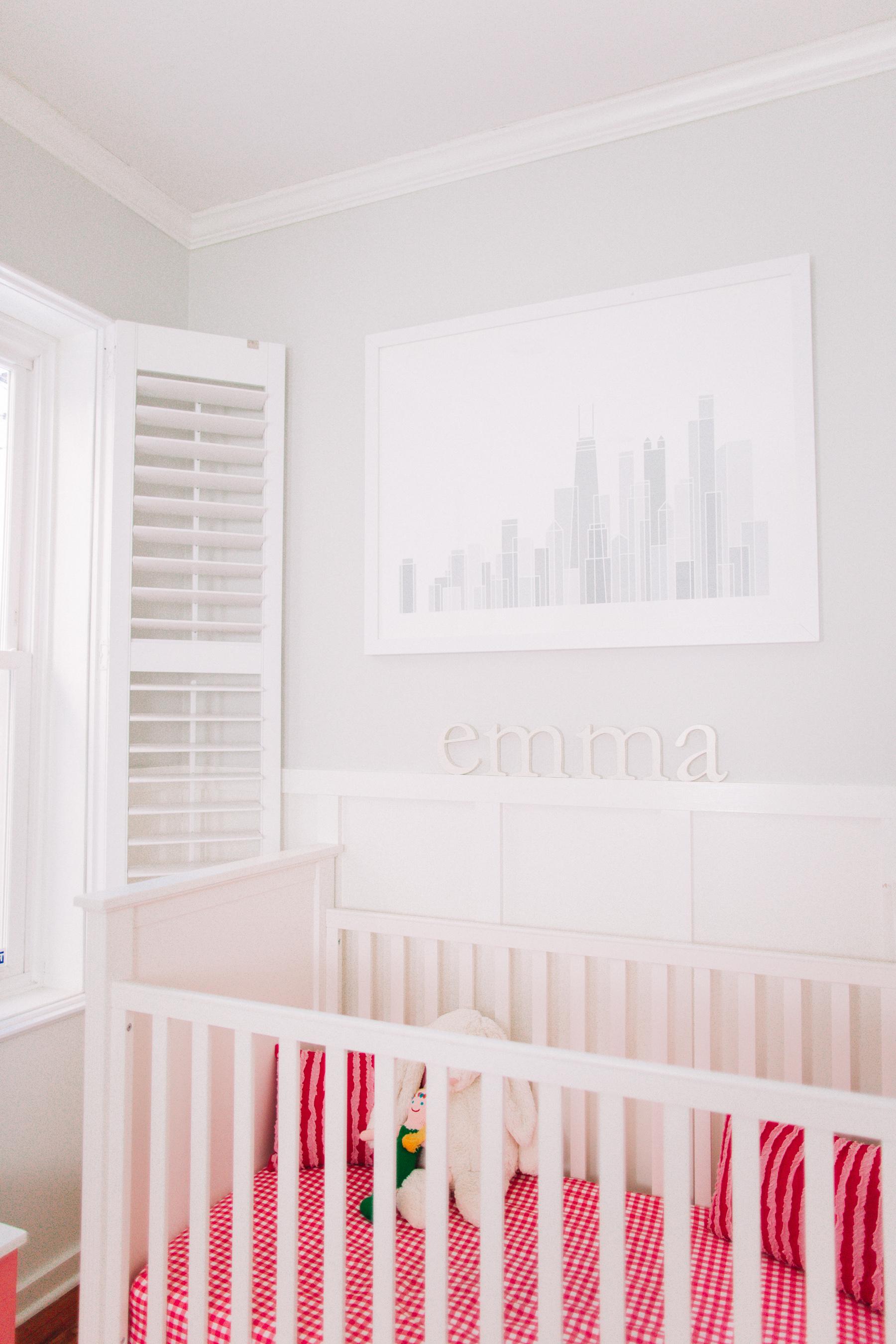 Emma Larkin's room