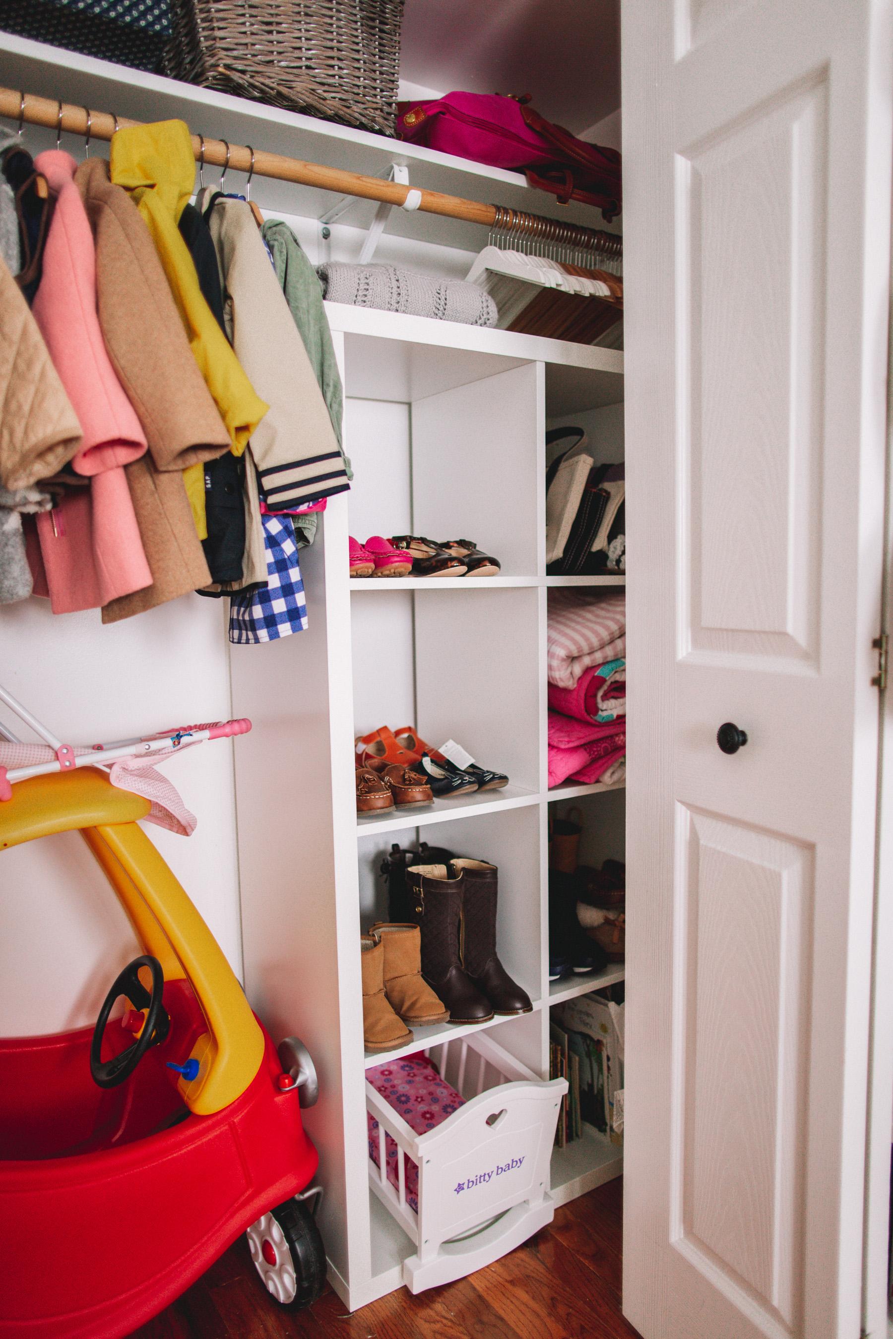 How to KonMari Kids' Rooms by Kelly Larkin