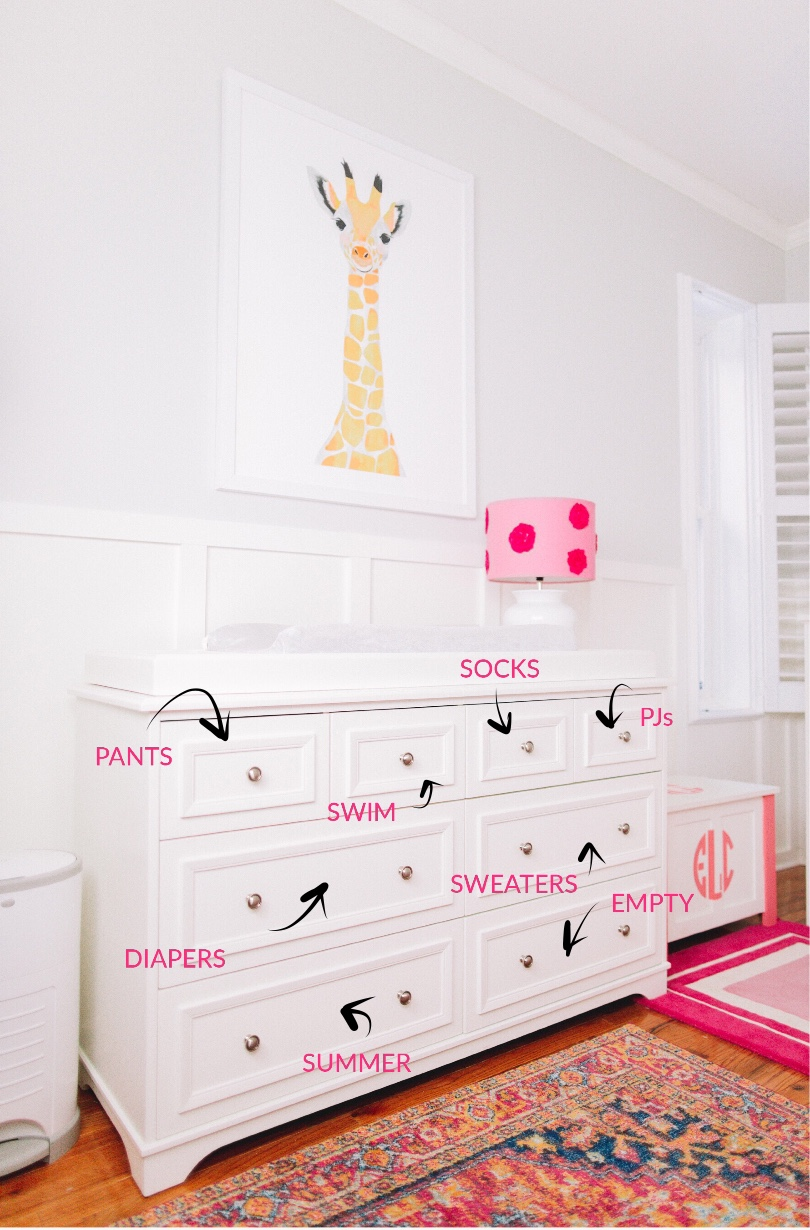 How to KonMari Kids' Room - After