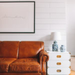 Birch Lane Landry Leather Sofa