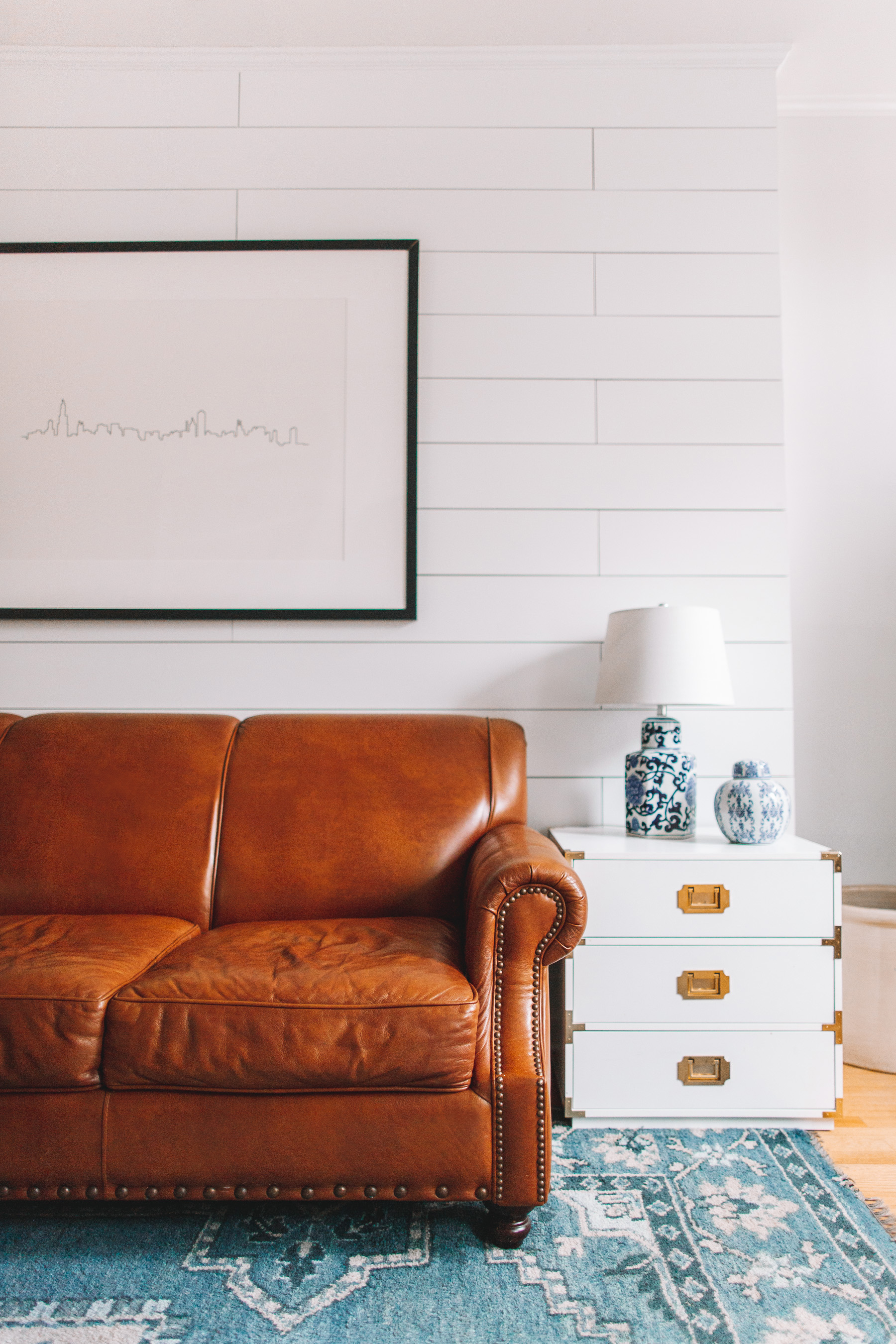Fabulous Birch Lane Landry Leather Sofa Review Kelly In The City Beutiful Home Inspiration Truamahrainfo