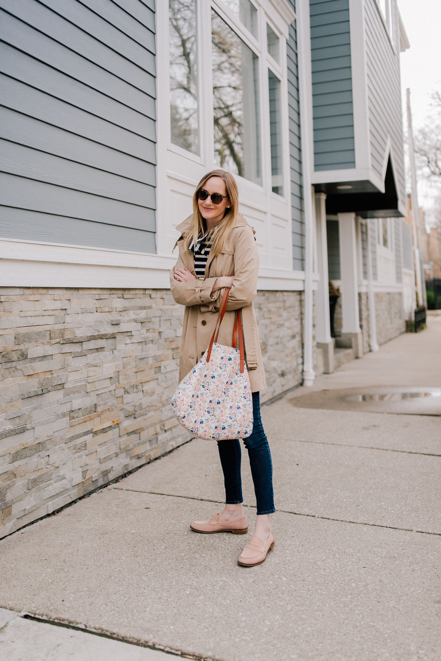 The Caitlin Wilson Brooklyn Tote