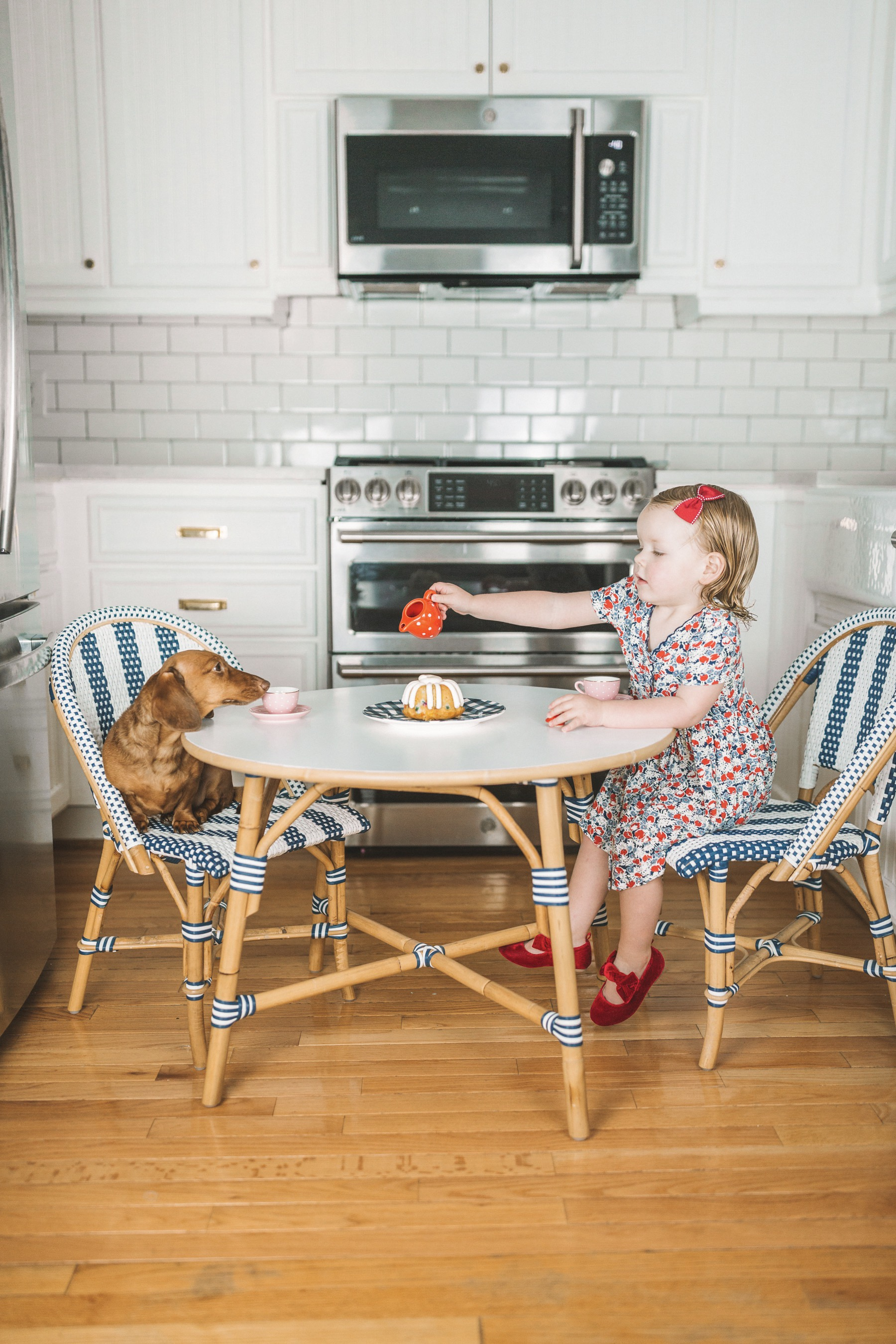 Serena & Lily Riviera Kids' Table and Chairs Review
