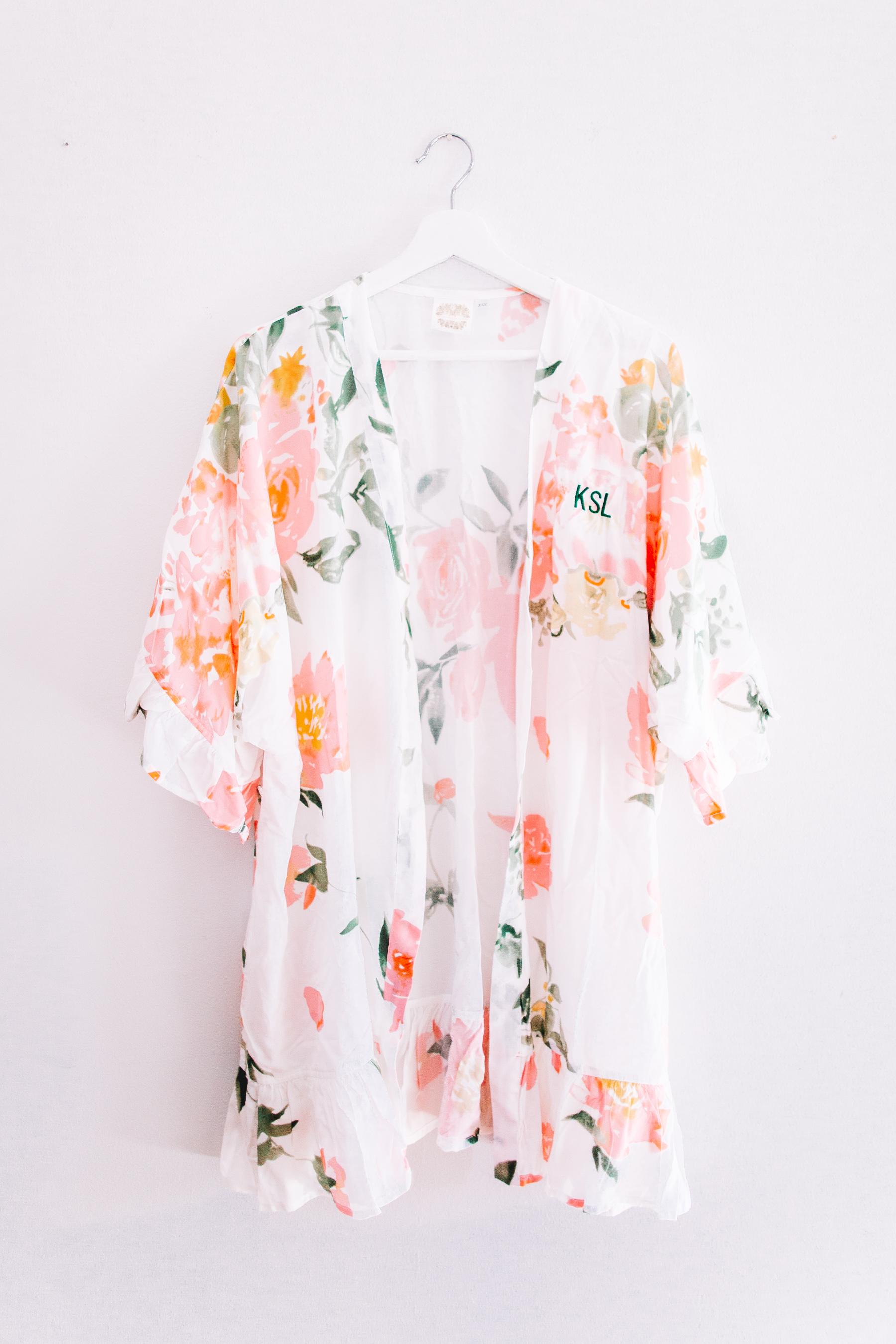 Flutter Robe