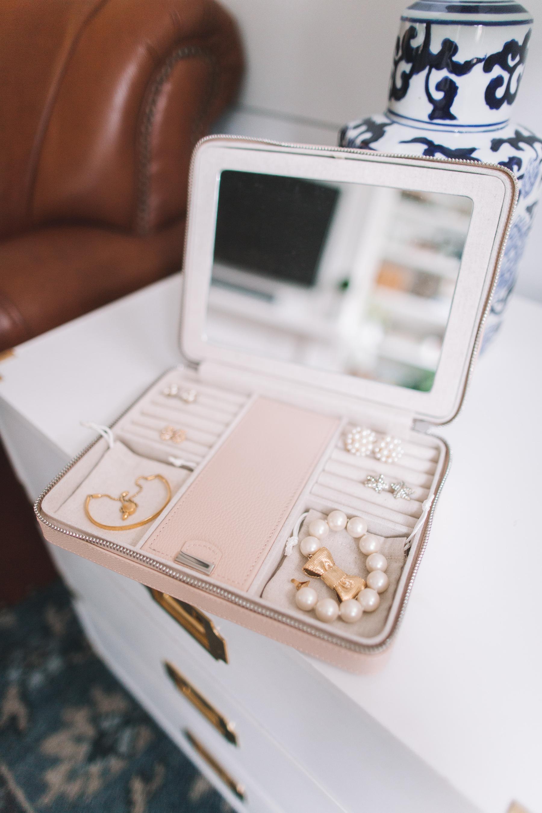 Travel Jewelry Case by Kelly Larkin