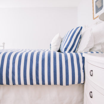 Preppy Bedding that Won't Break the Bank