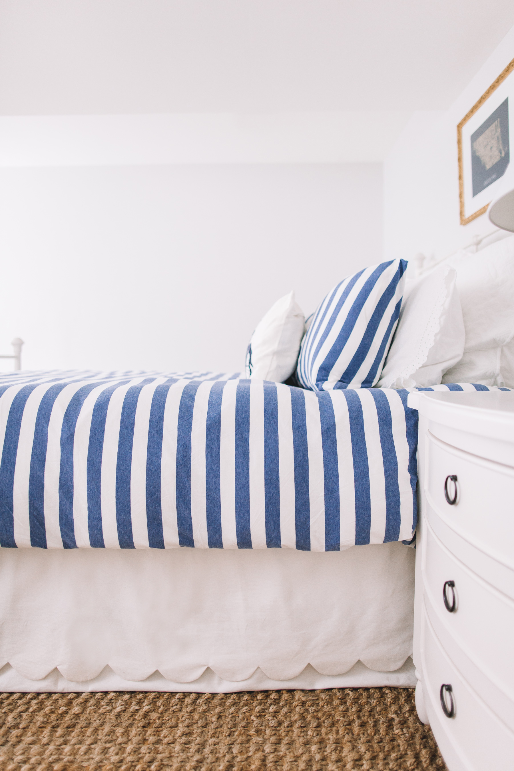 preppy bedding