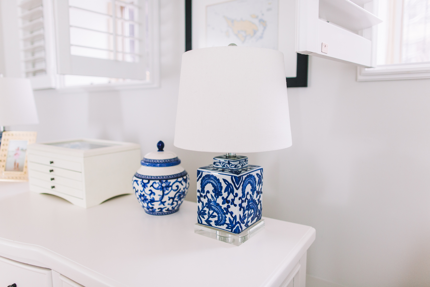 Larger Lamp for Nightstands