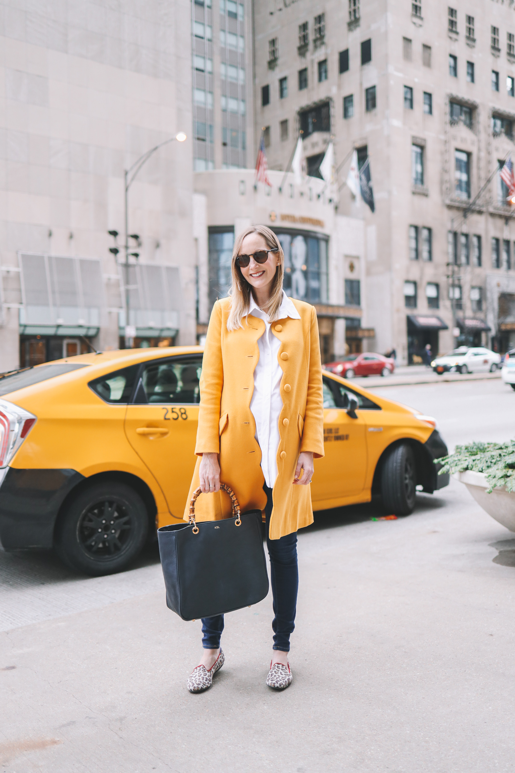 Statement Coats for Spring