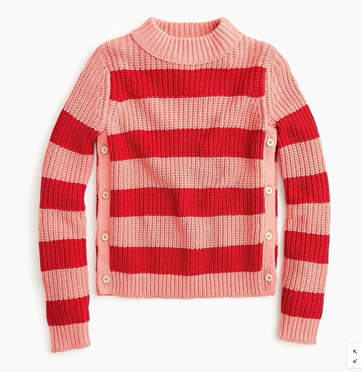 Striped Rugby Sweater